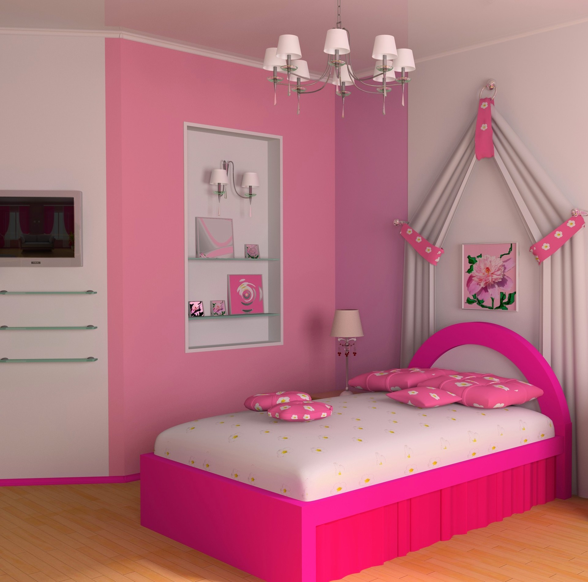 Wallpaper For Tween Girls: Cool Wallpaper For Girls Room (22+ Images