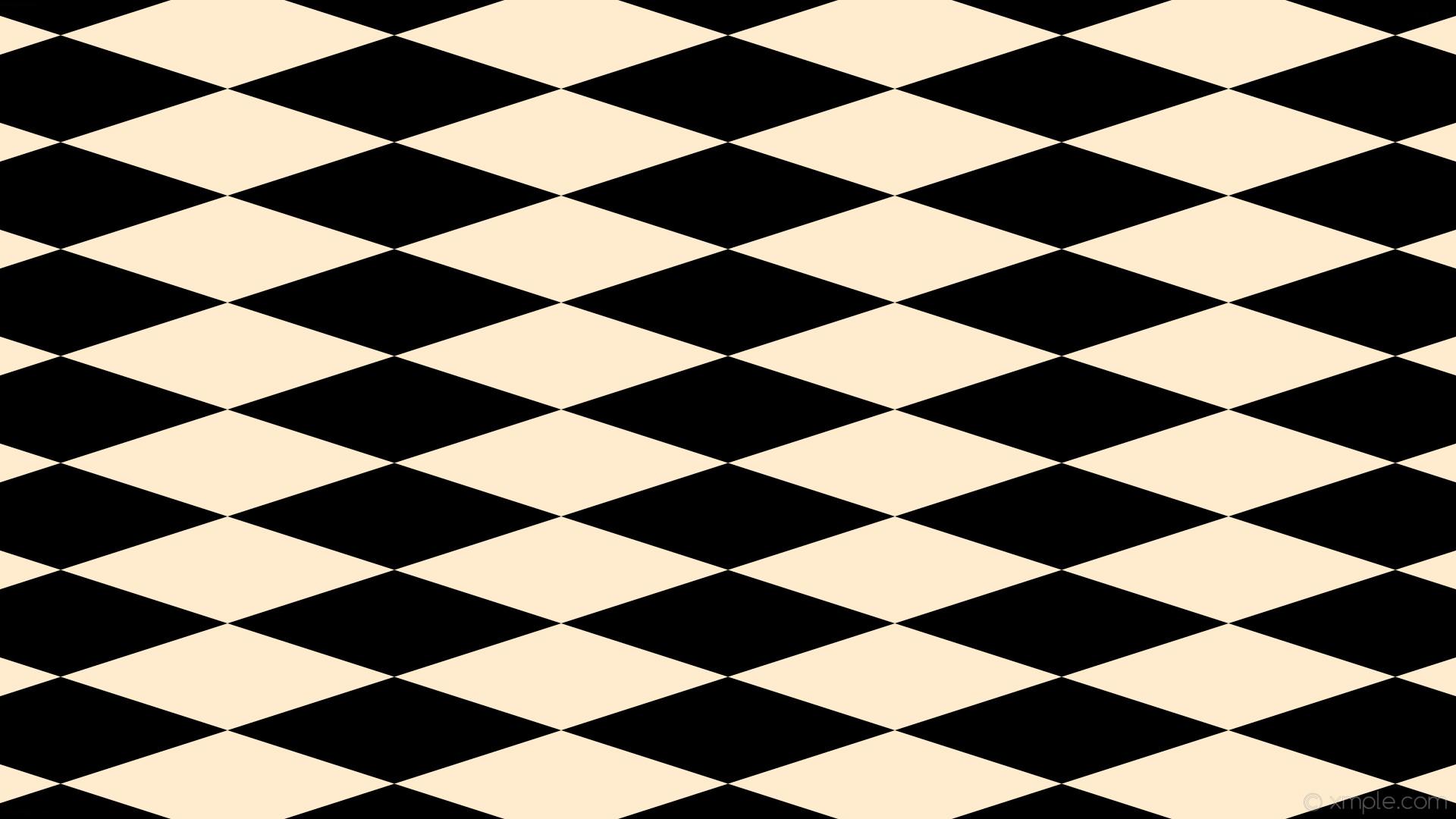 1920x1080 Wallpaper Rhombus Diamond Black White Lozenge Snow Fffafa 000000 0A 260px 63px