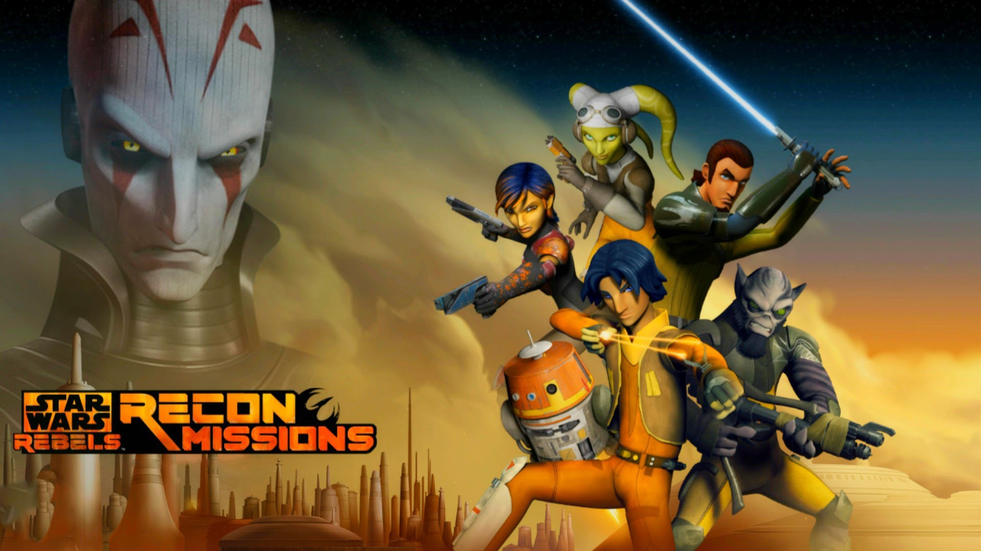 Star Wars Rebels Wallpapers (86+ images) - photo#34