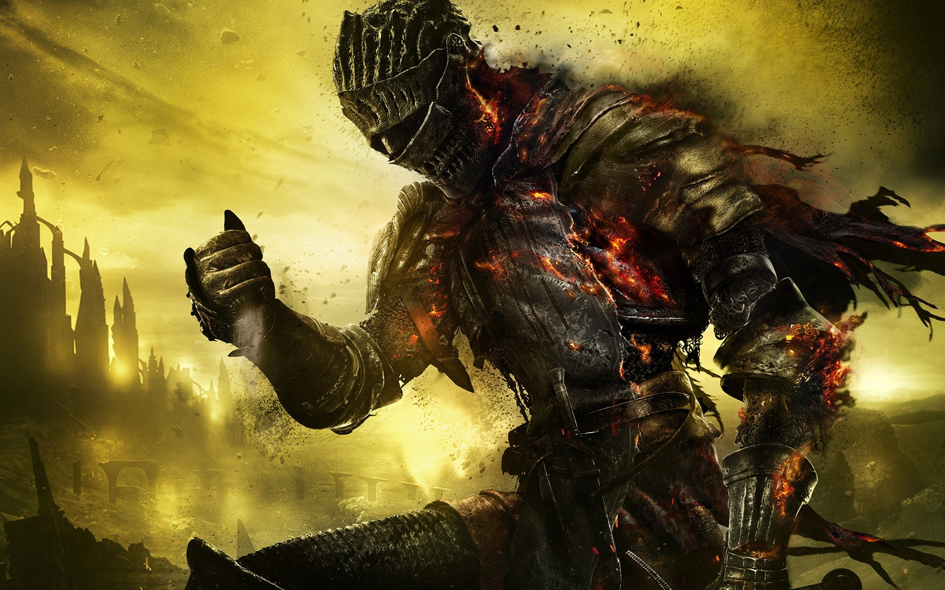 Dark Souls 3 Hd Wallpaper: Dark Souls 3 Wallpaper 1920x1080 (77+ Images