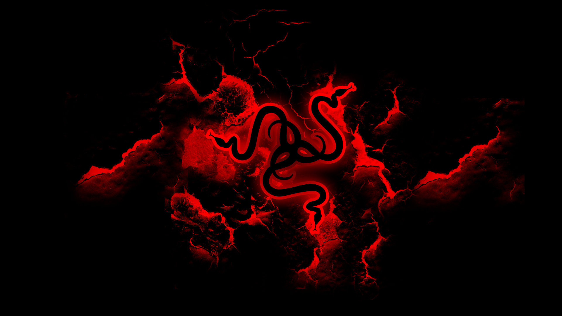 1920x1080 1080p Wallpaper Razer Red Logo | Bathroom Decor