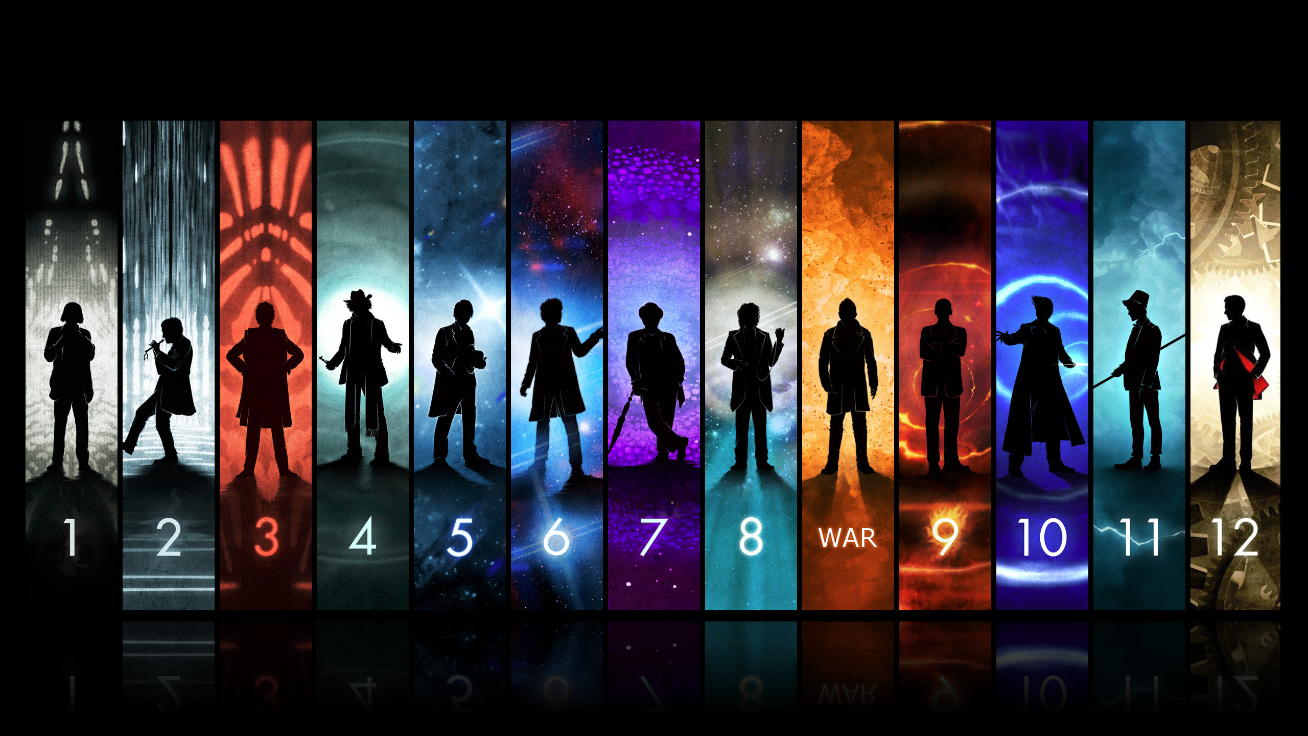 Doctor Who All Doctors Wallpaper (68+ images)  All 12 Doctors Wallpaper