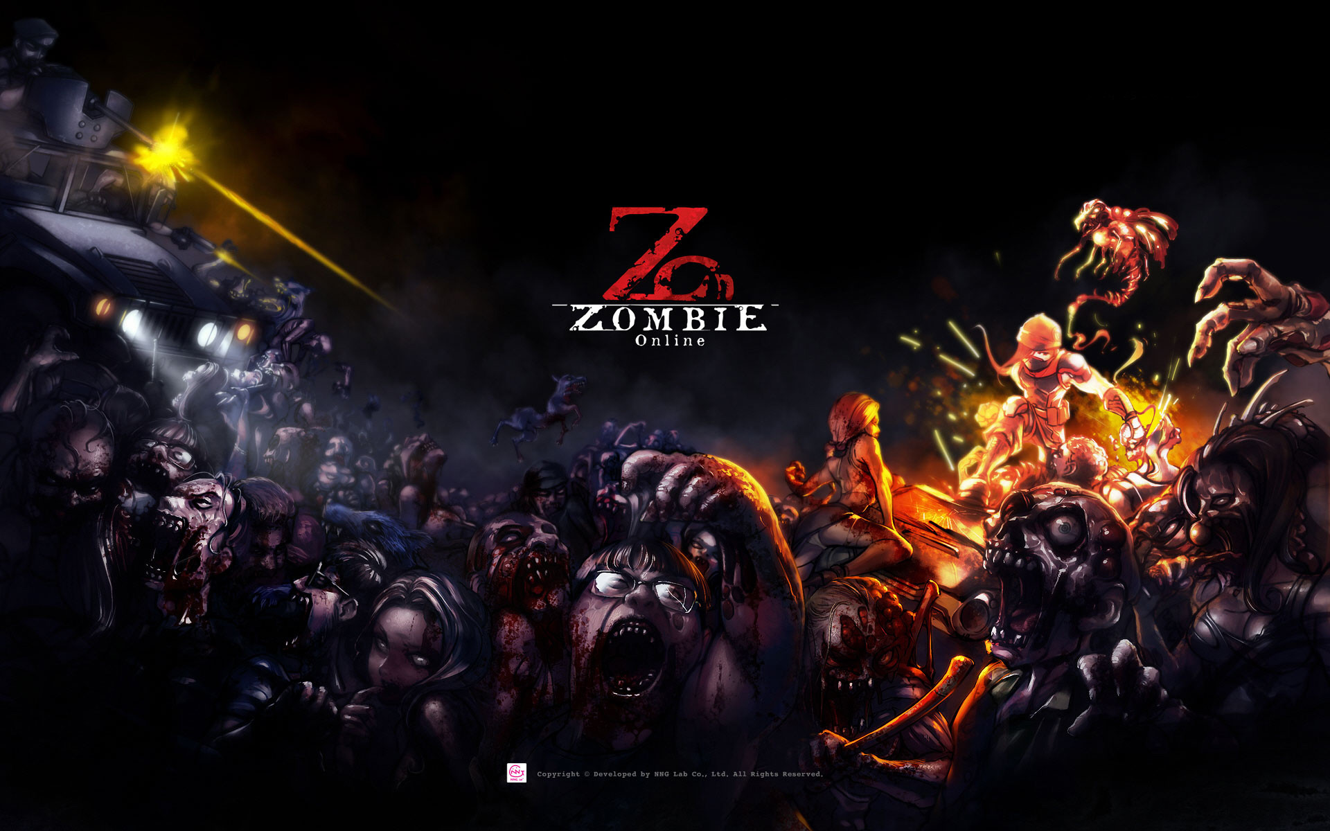 Zombie Wallpapers HD (76+ images)