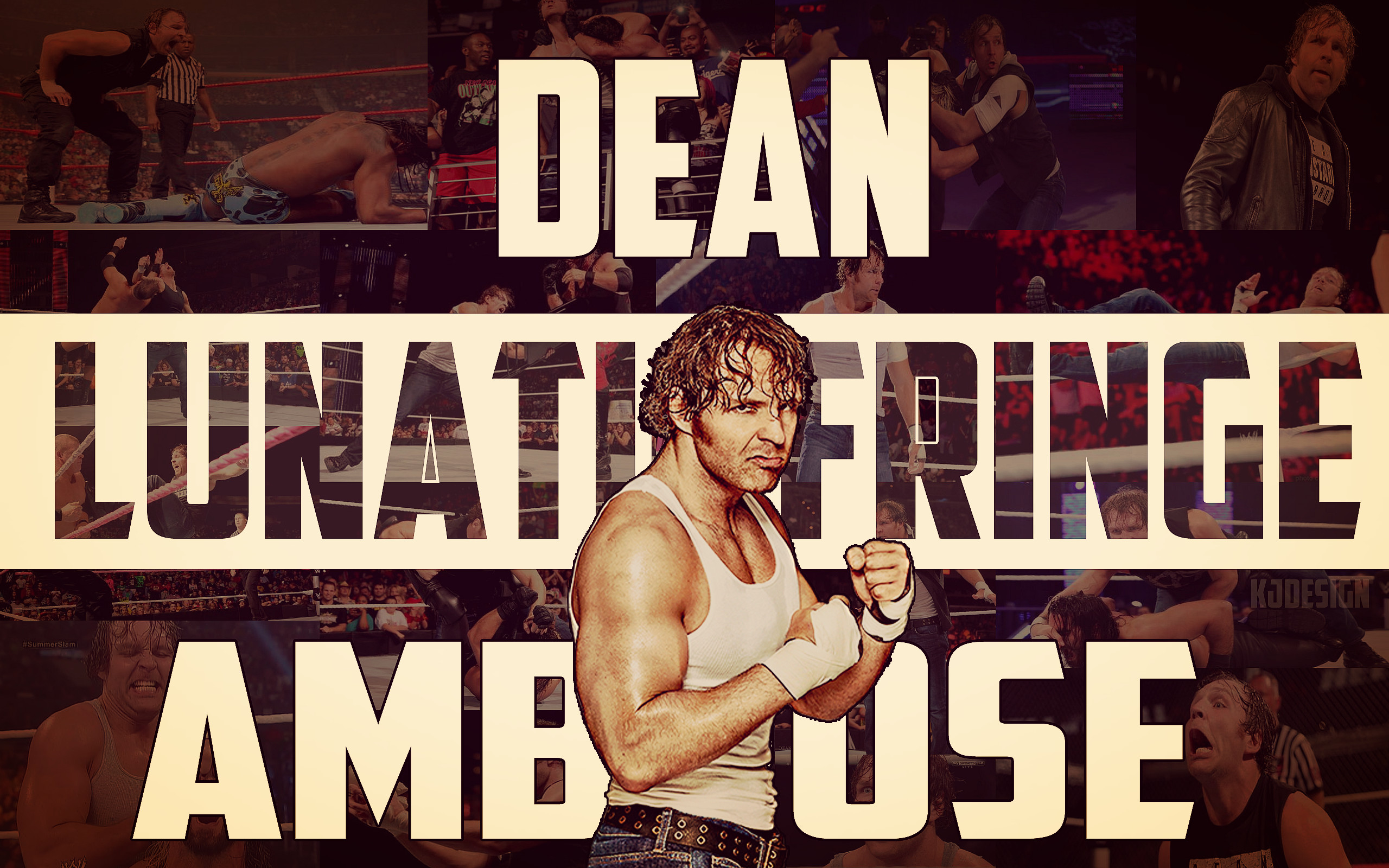 Wwe Dean Ambrose Wallpapers 92 Images