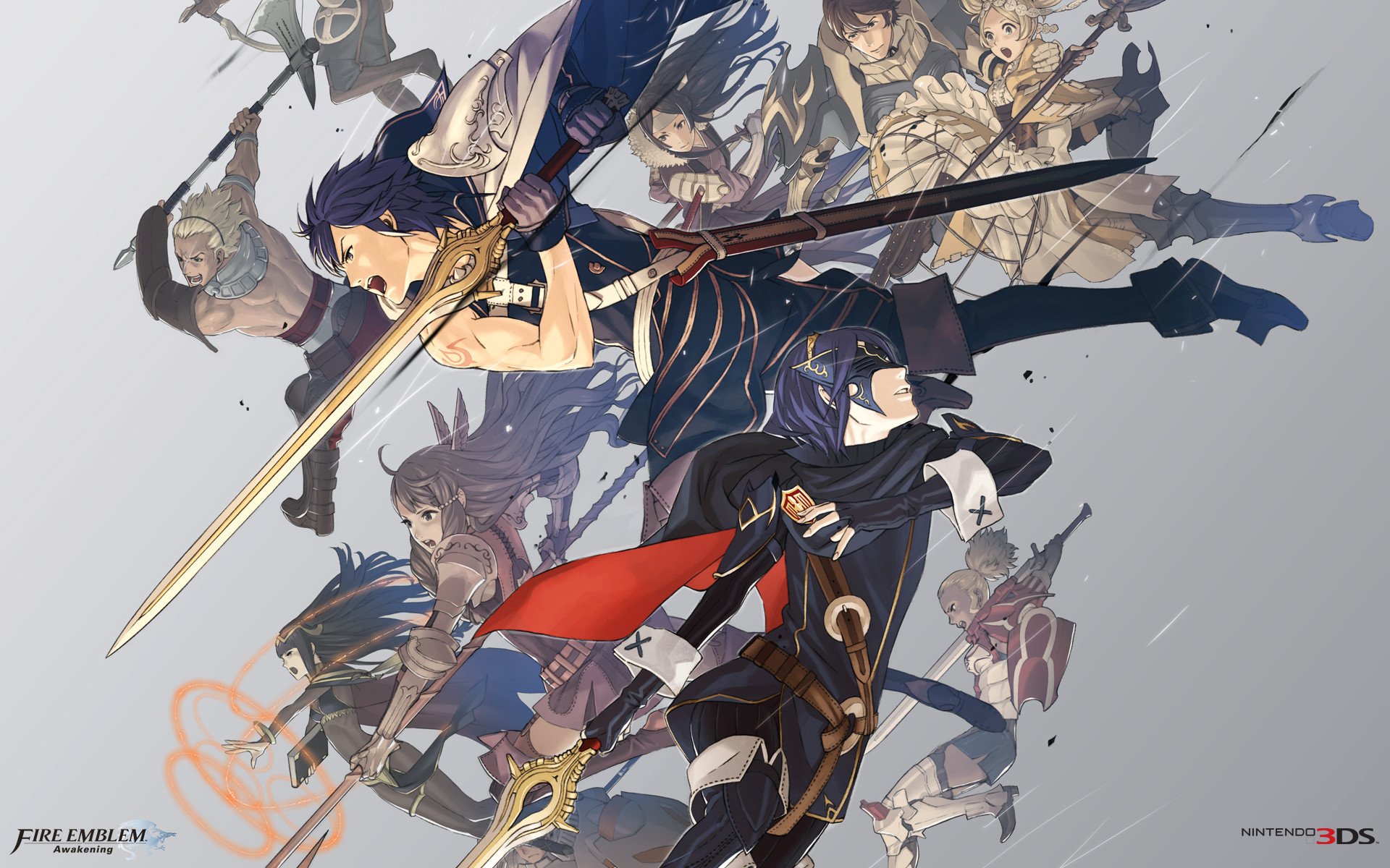 Fire Emblem Robin Wallpaper 80 Images