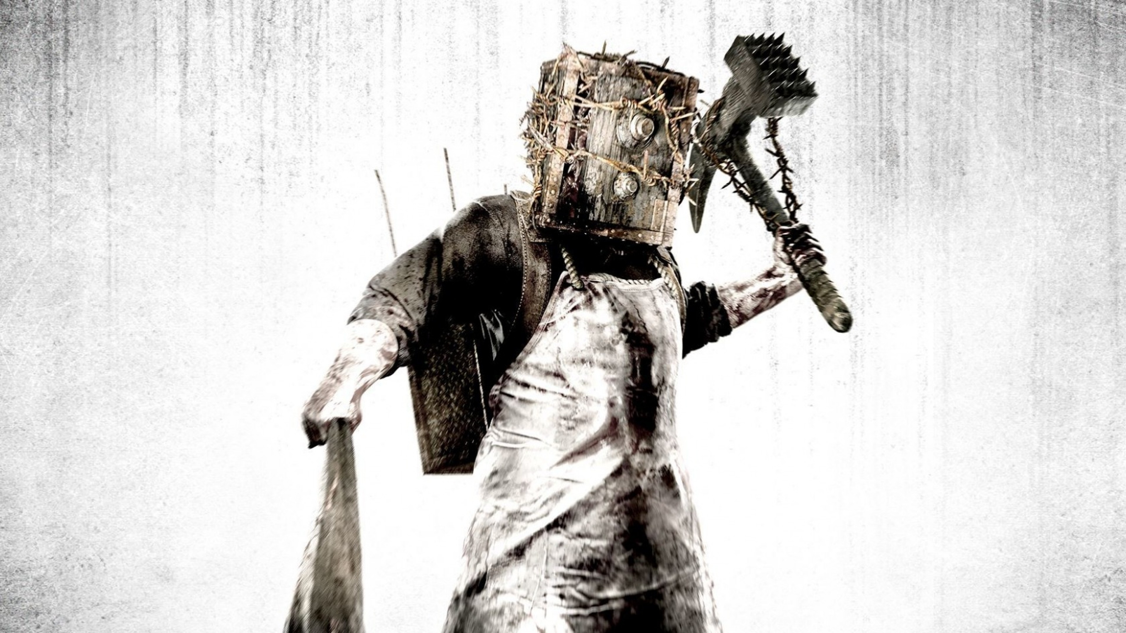 3840x2160  Wallpaper the evil within, tango gameworks, bethesda softworks