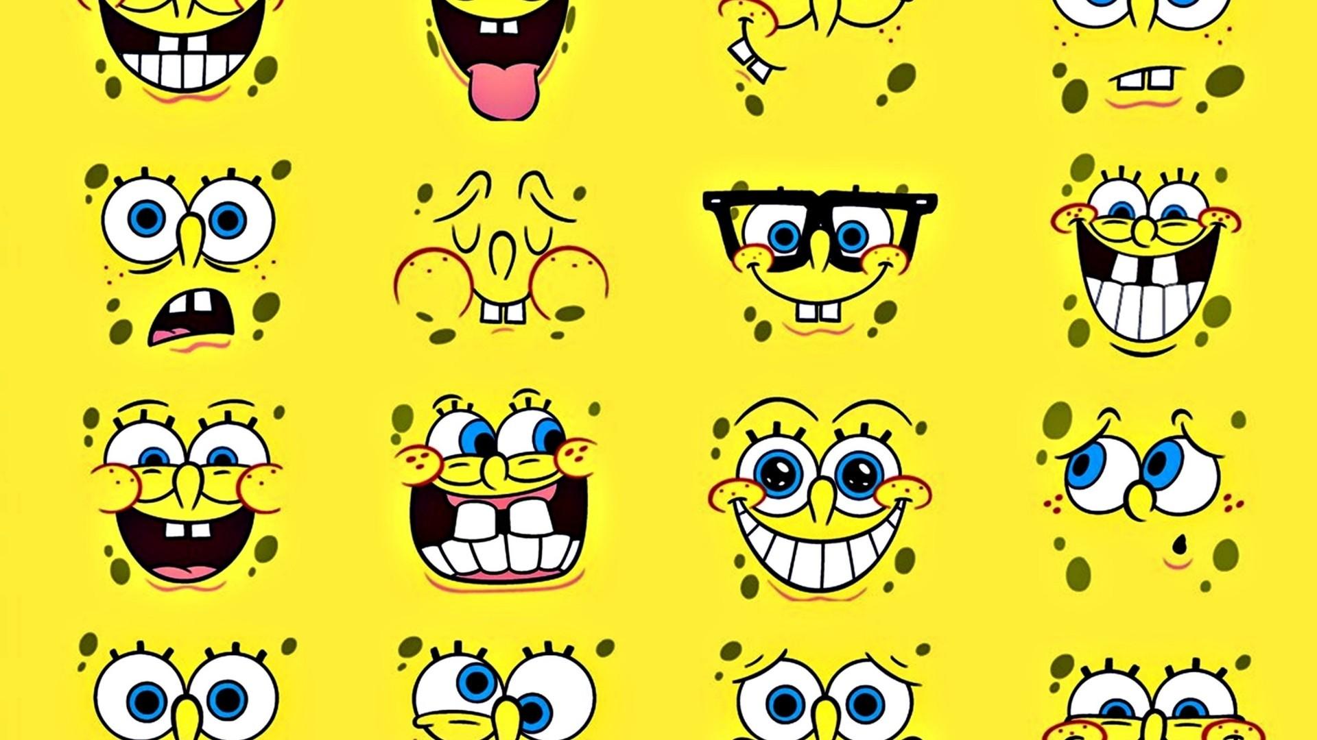 2560x1440 SpongeBob SquarePants pattern wallpaper · Download