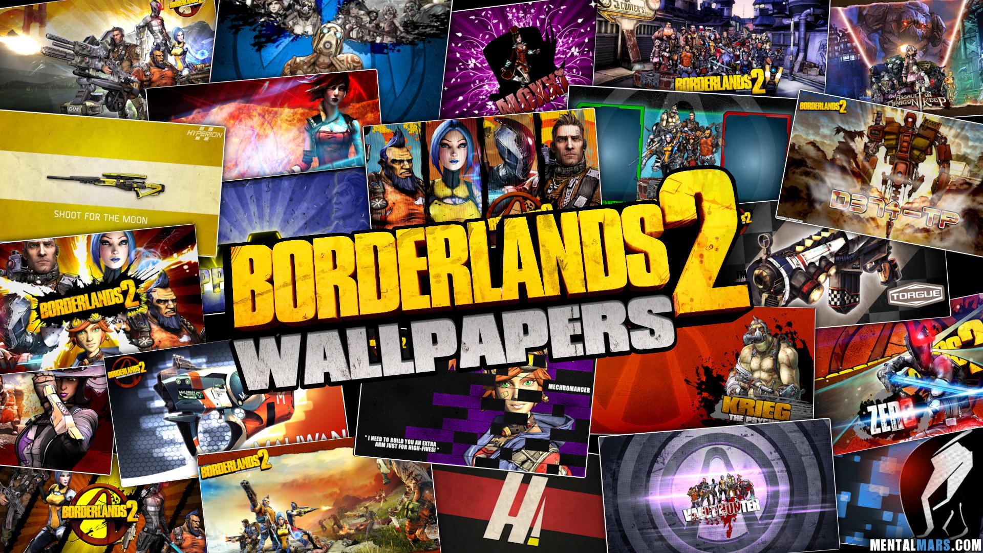 Borderlands 2 Background HD Mechromancer (80+ Images