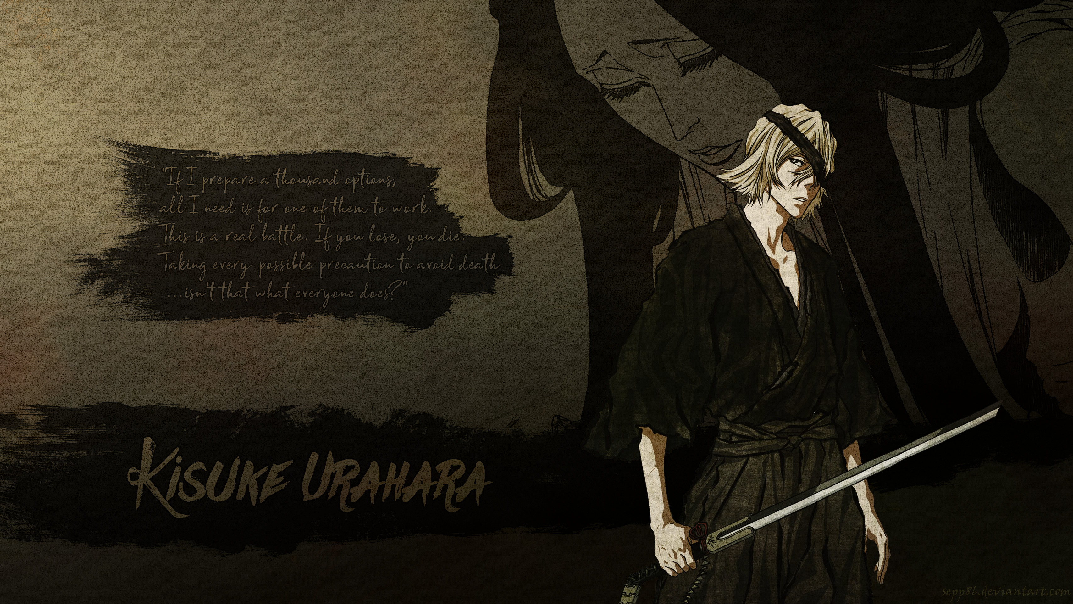 kisuke urahara wallpapers 68 images