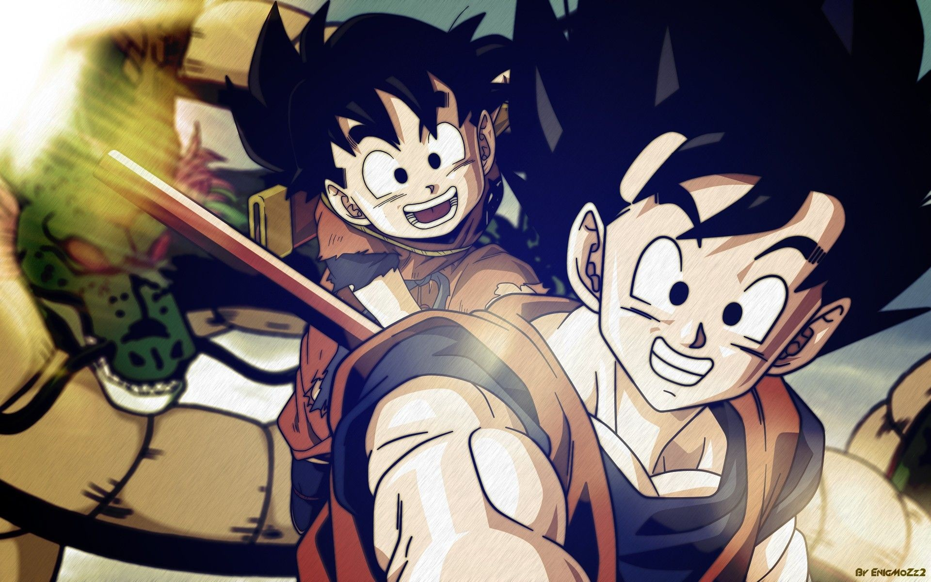 Dbz Wallpapers HD Gohan (71+ images)