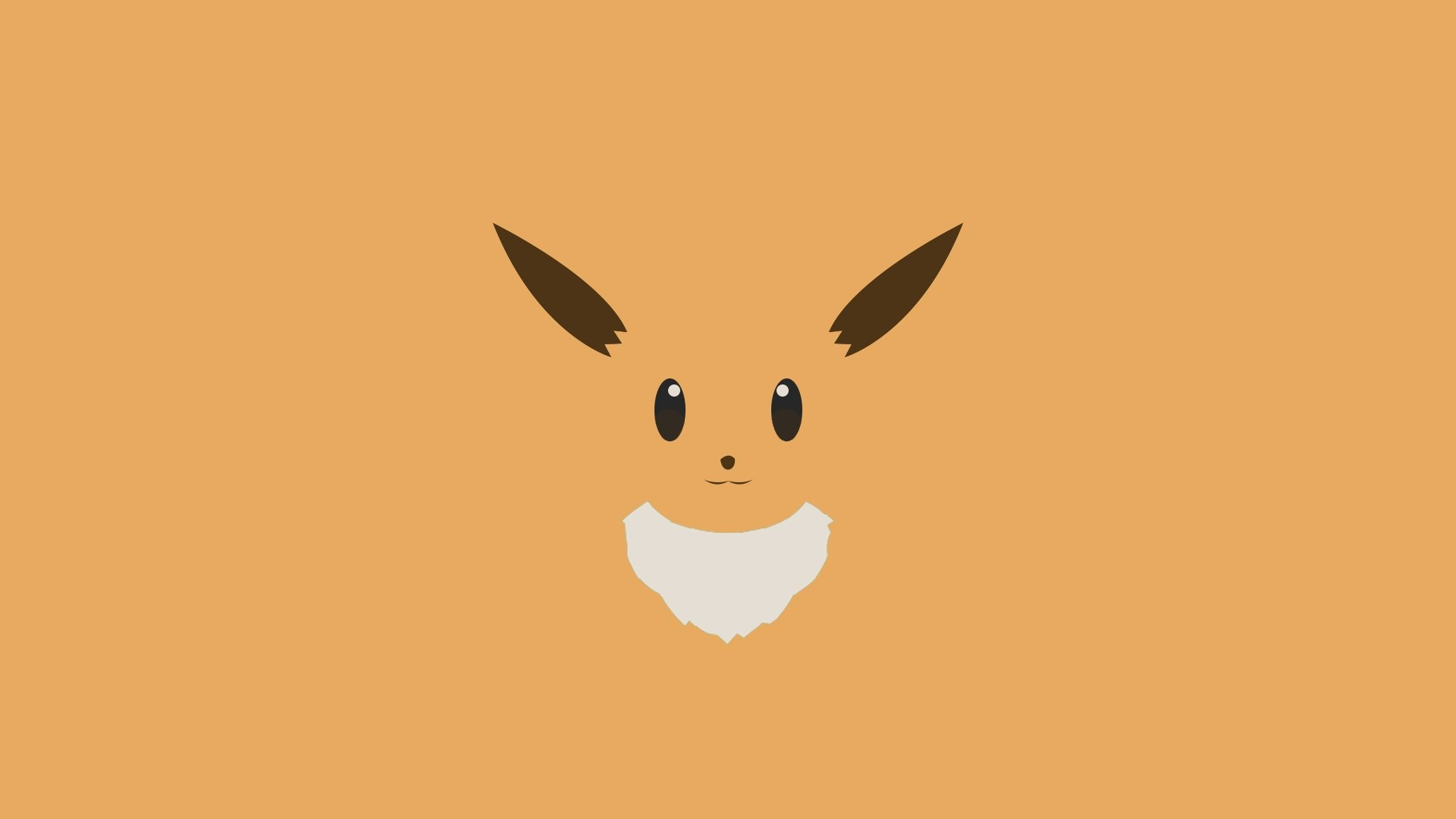 1920x1080 Pokemon/ Pokemon GO Design | Eevee Wallpaper