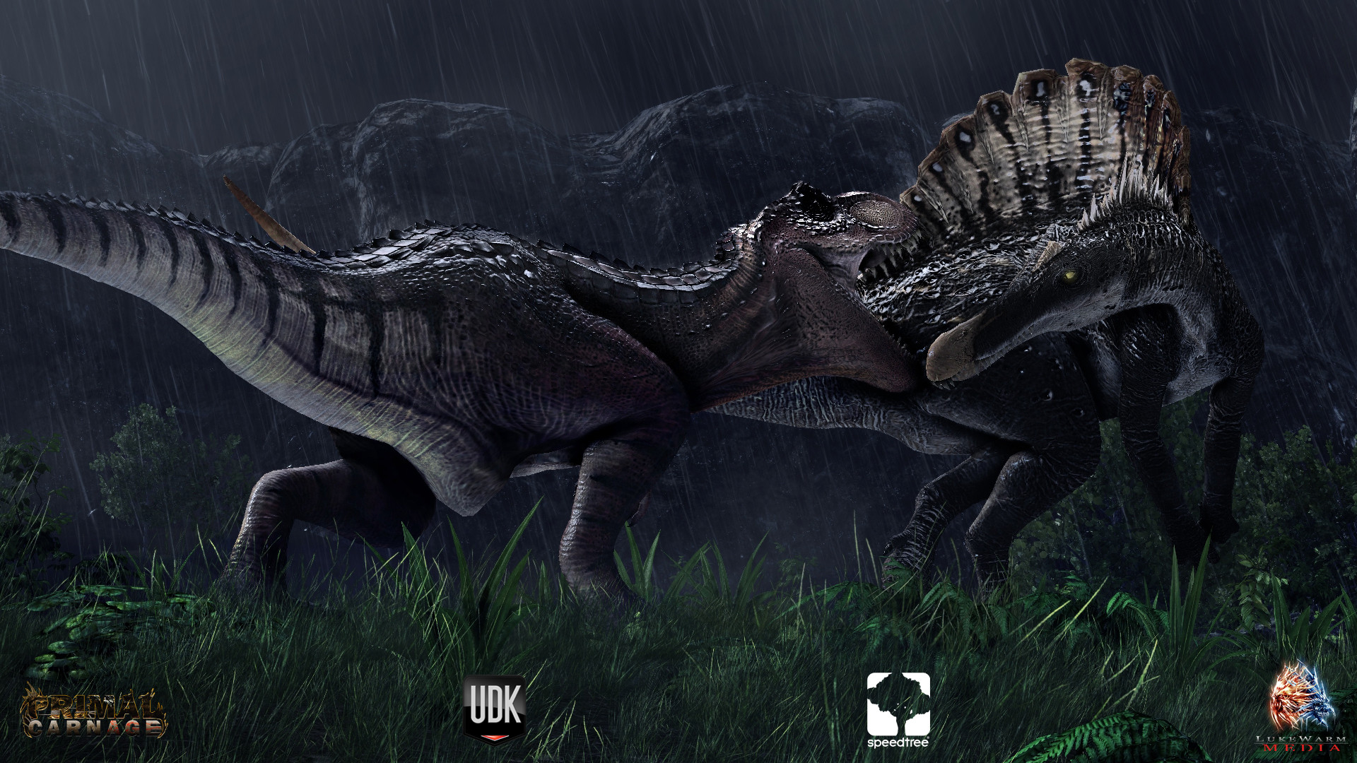 1920x1080 Report RSS T-Rex VS Spino (view original)