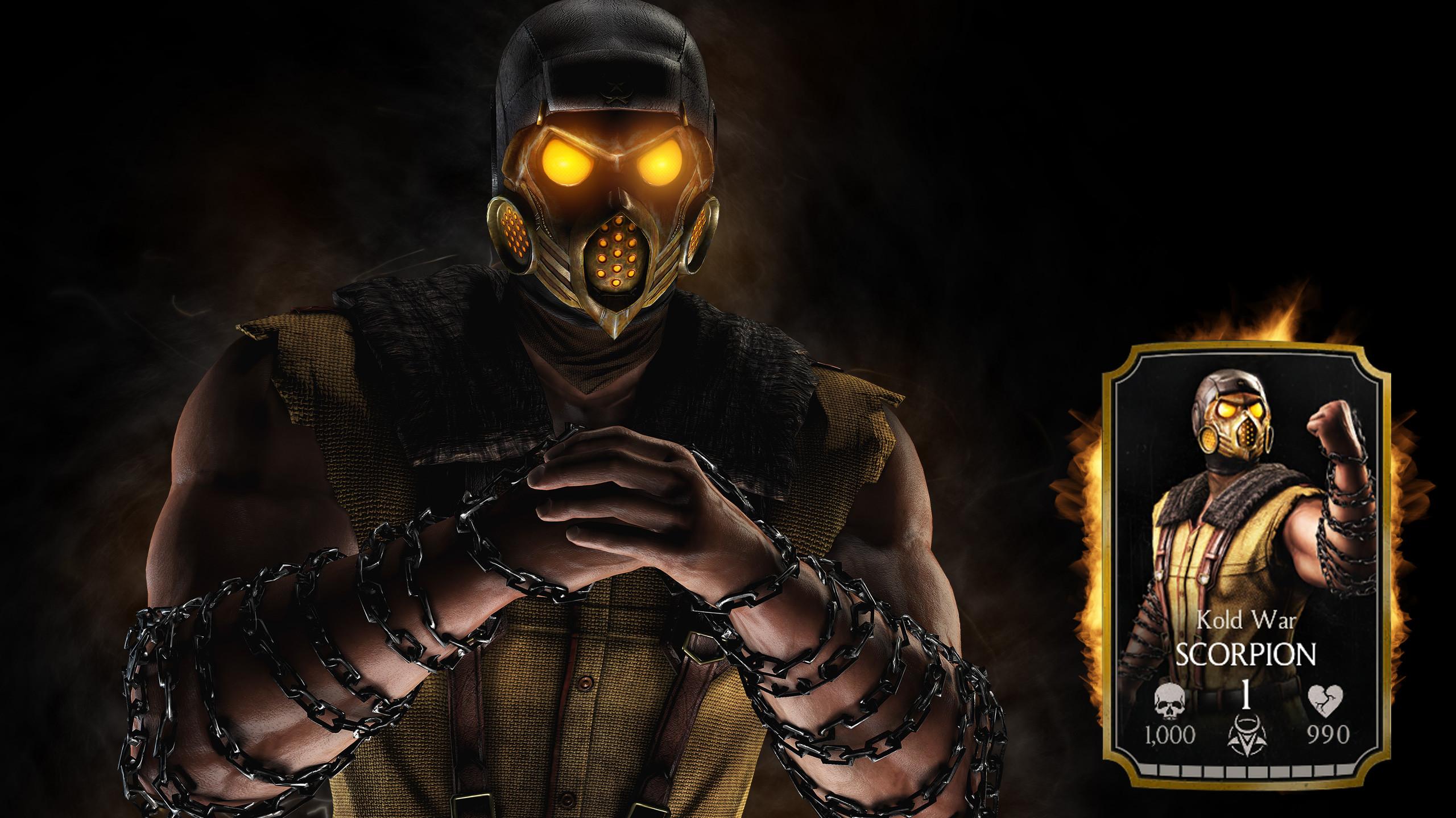 Mortal Kombat X Wallpaper Hd 72 Images