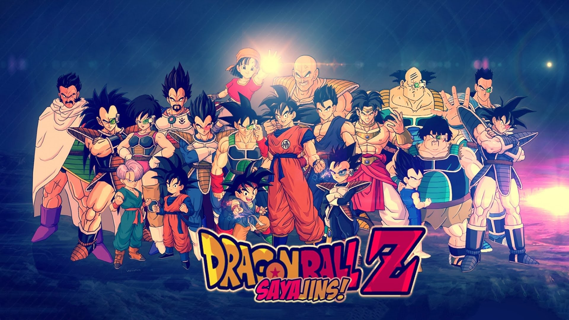 Dragon Ball Z Hd Wallpapers 69 Images