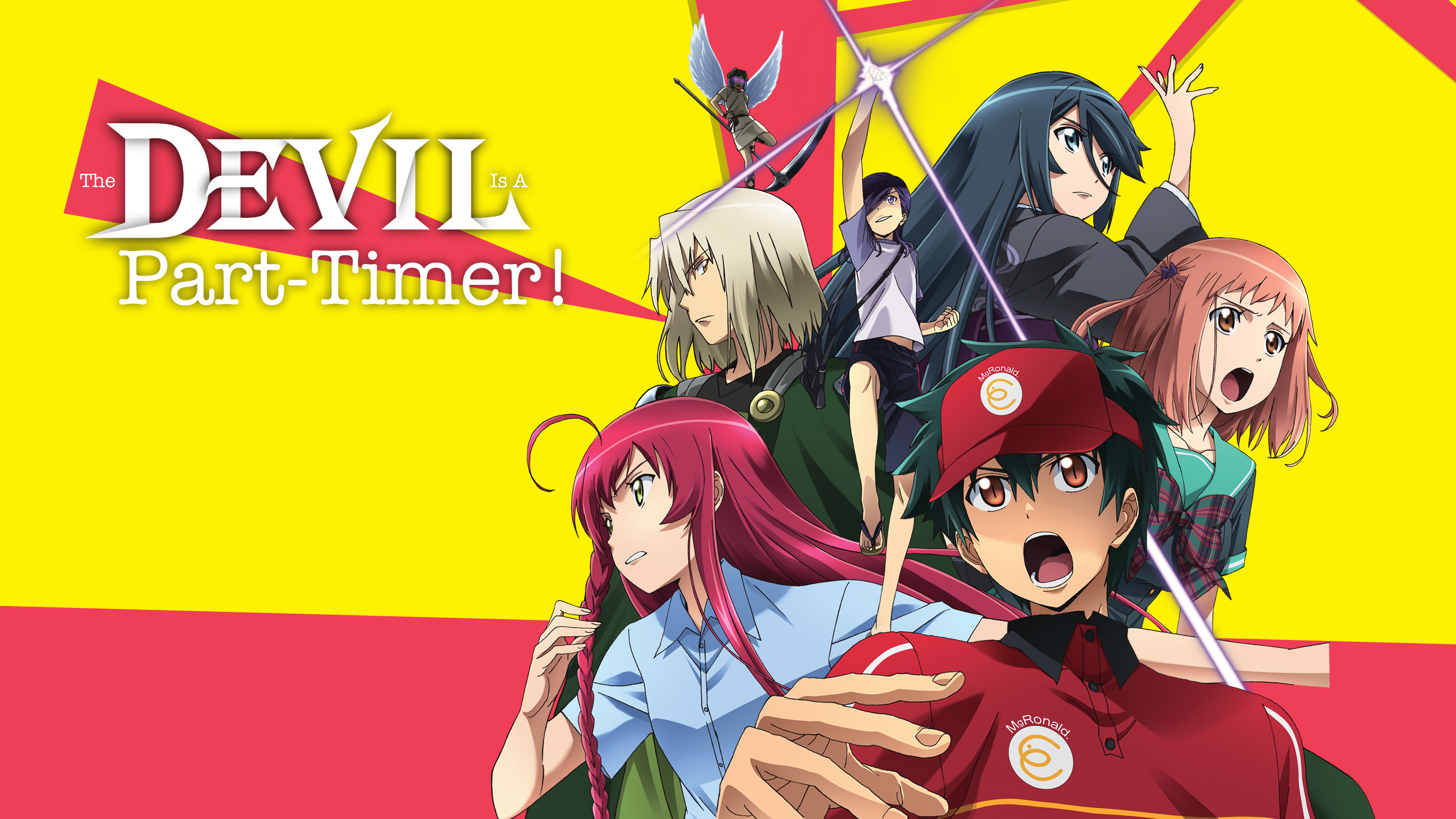 The Devil Is A Part Timer Wallpapers 82 Images