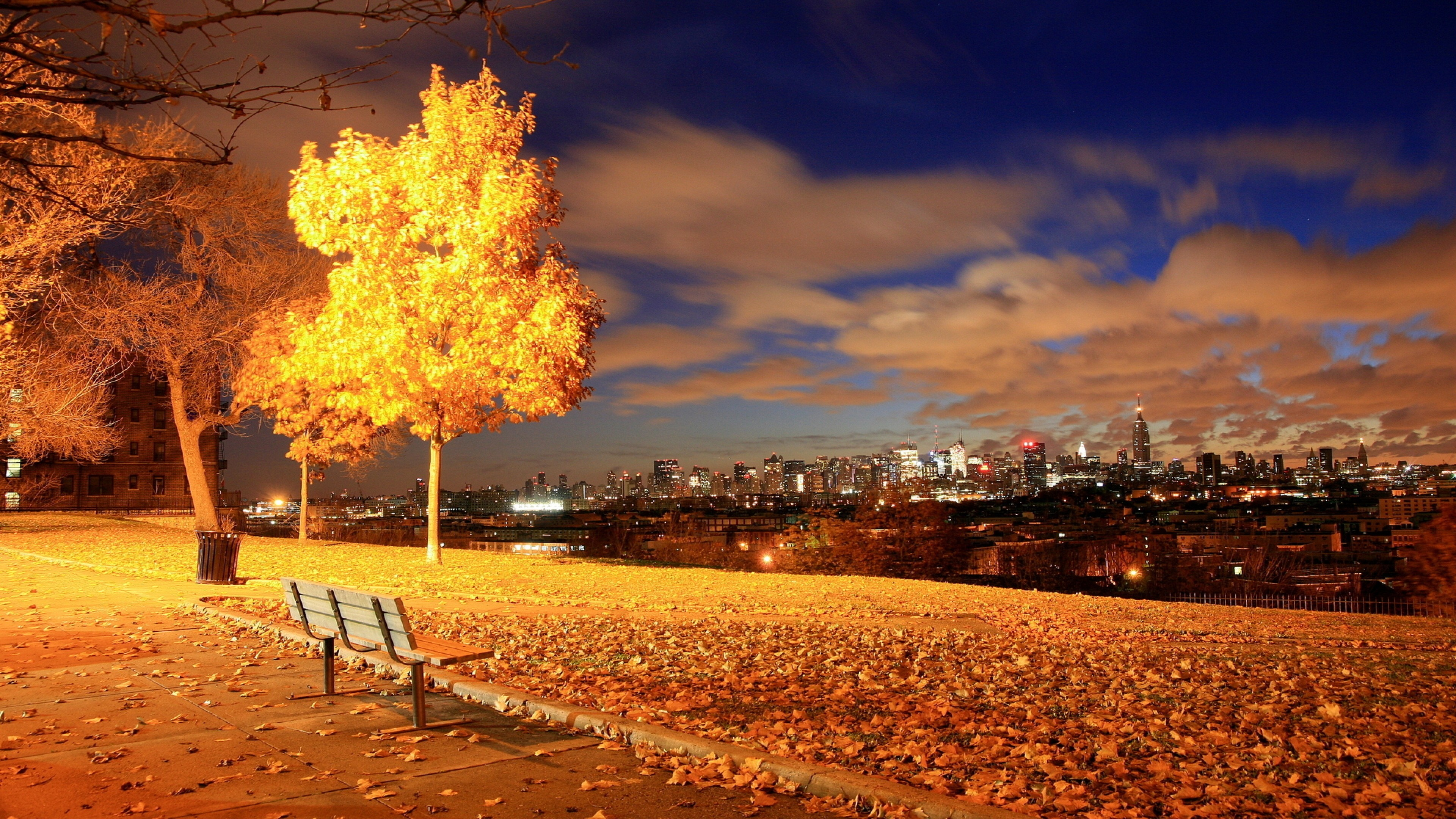 3840x2160 Fall Desktop Wallpapers Quality Download.