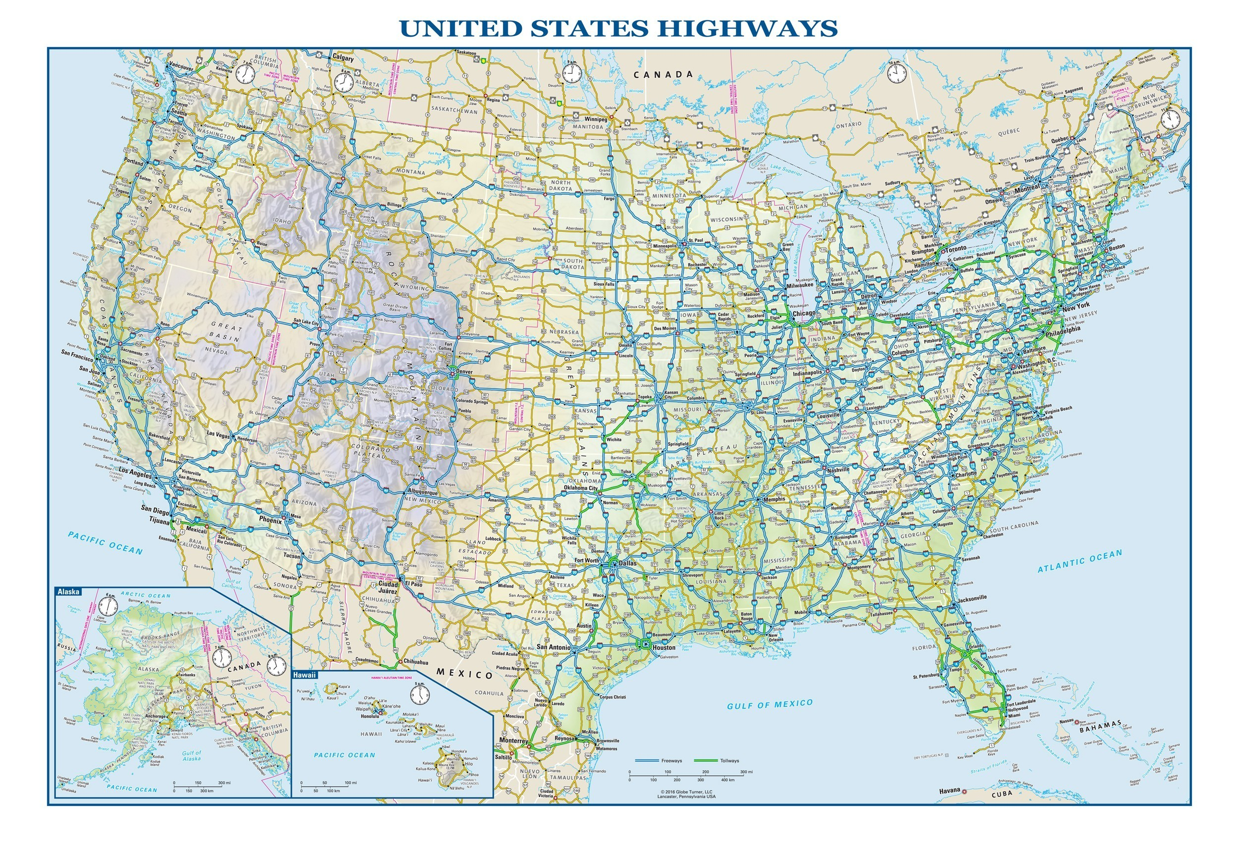 2500x1722 us hwy map Fresh Design Fresh Us Interstate Map Wallpaper United States  Interstate Highway