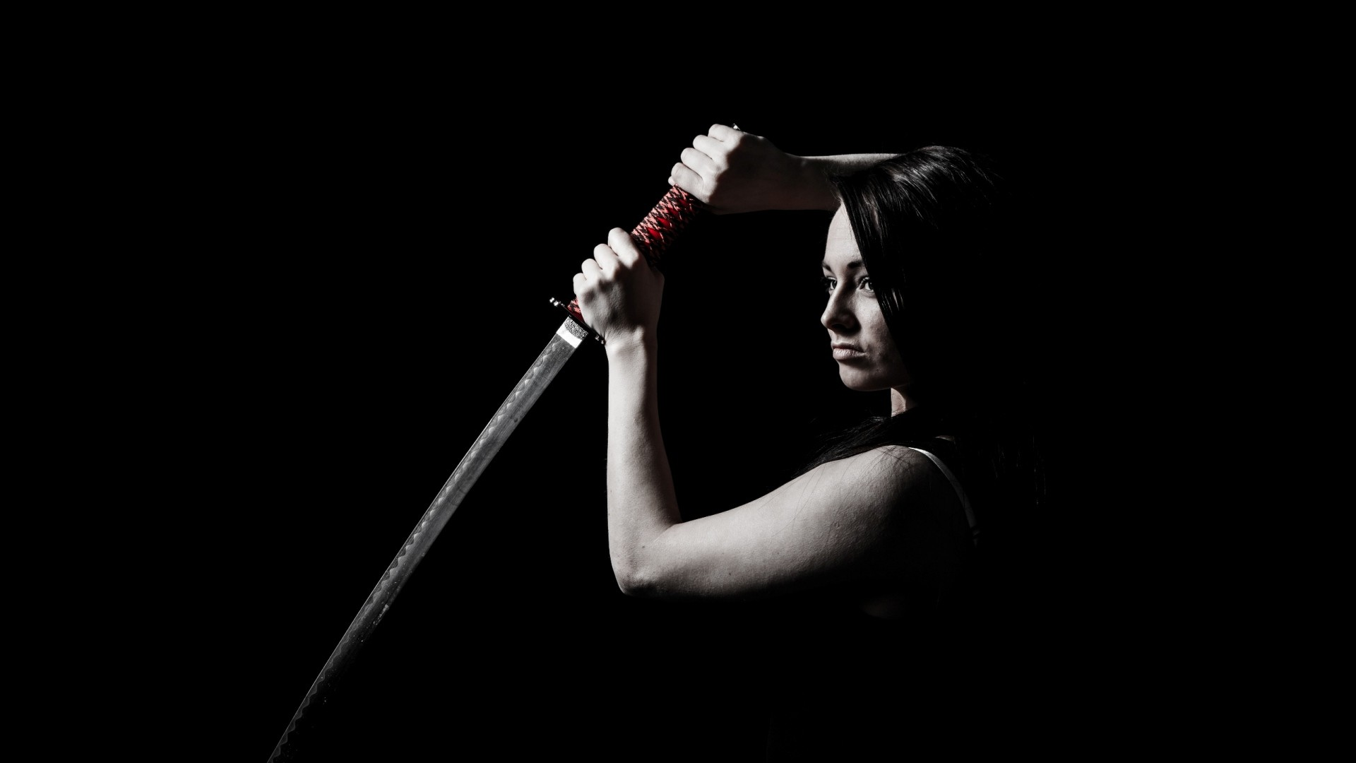 Samurai sword wallpaper 69 images - Girl with sword wallpaper ...