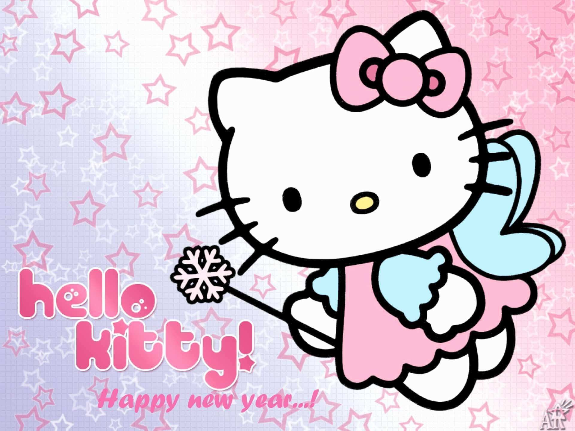 1920x1440 Hello Kitty Birthday Card Awesome Hello Kitty New Year Wallpapers – Merry  Christmas and Happy New Year