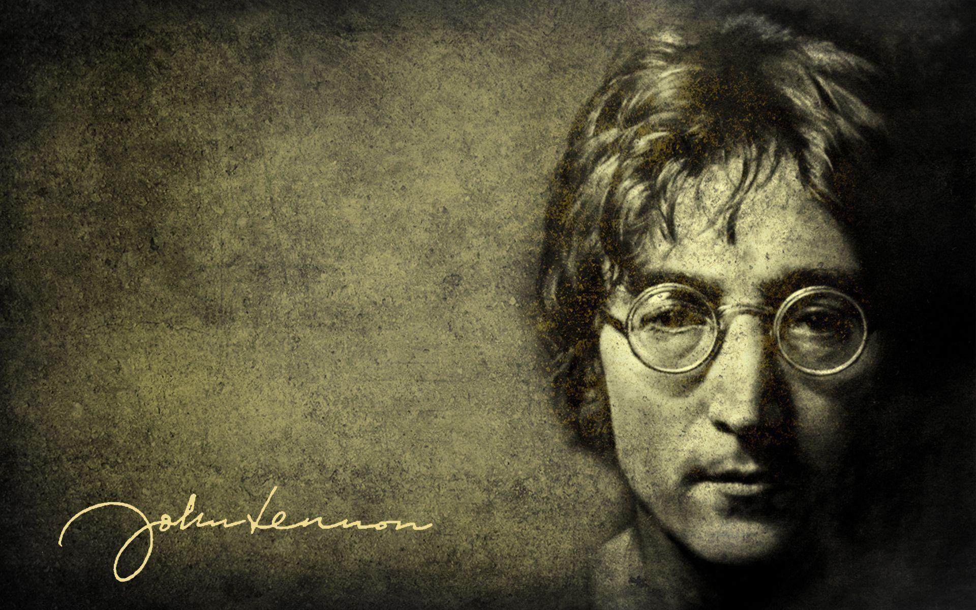 1920x1200 John Lennon Wallpaper