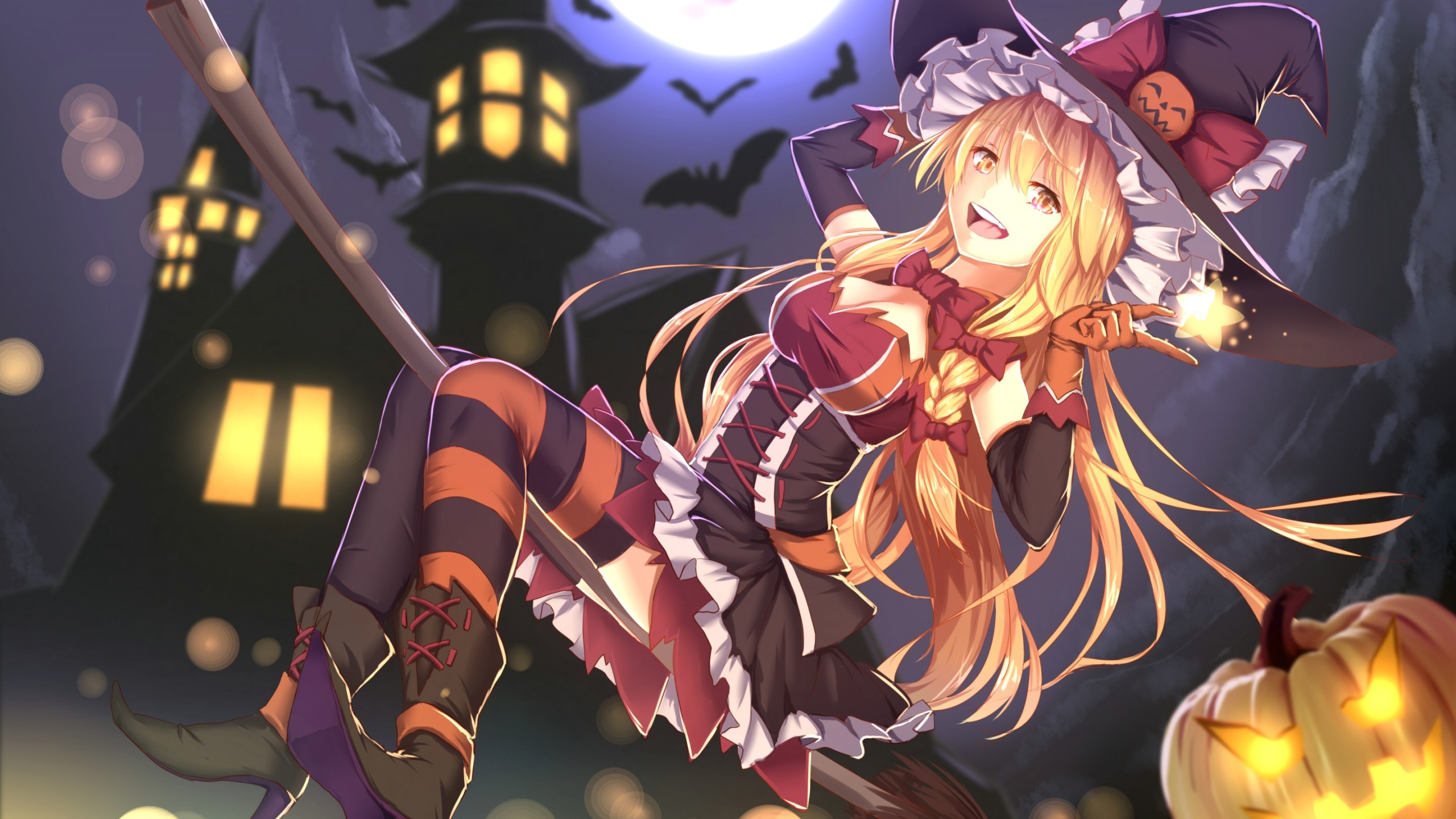 Halloween Anime Wallpaper (68+ images)