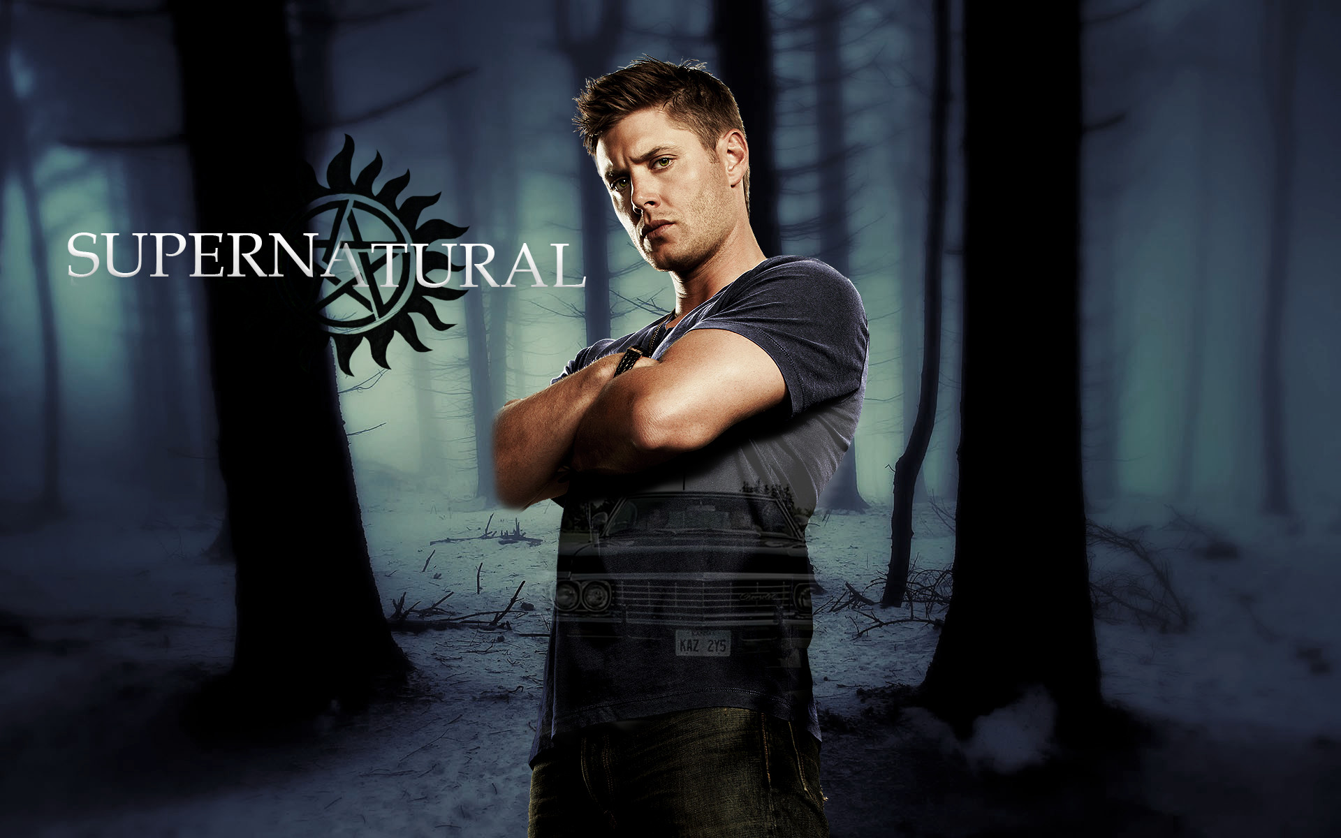 1920x1200 Supernatural Tv Series