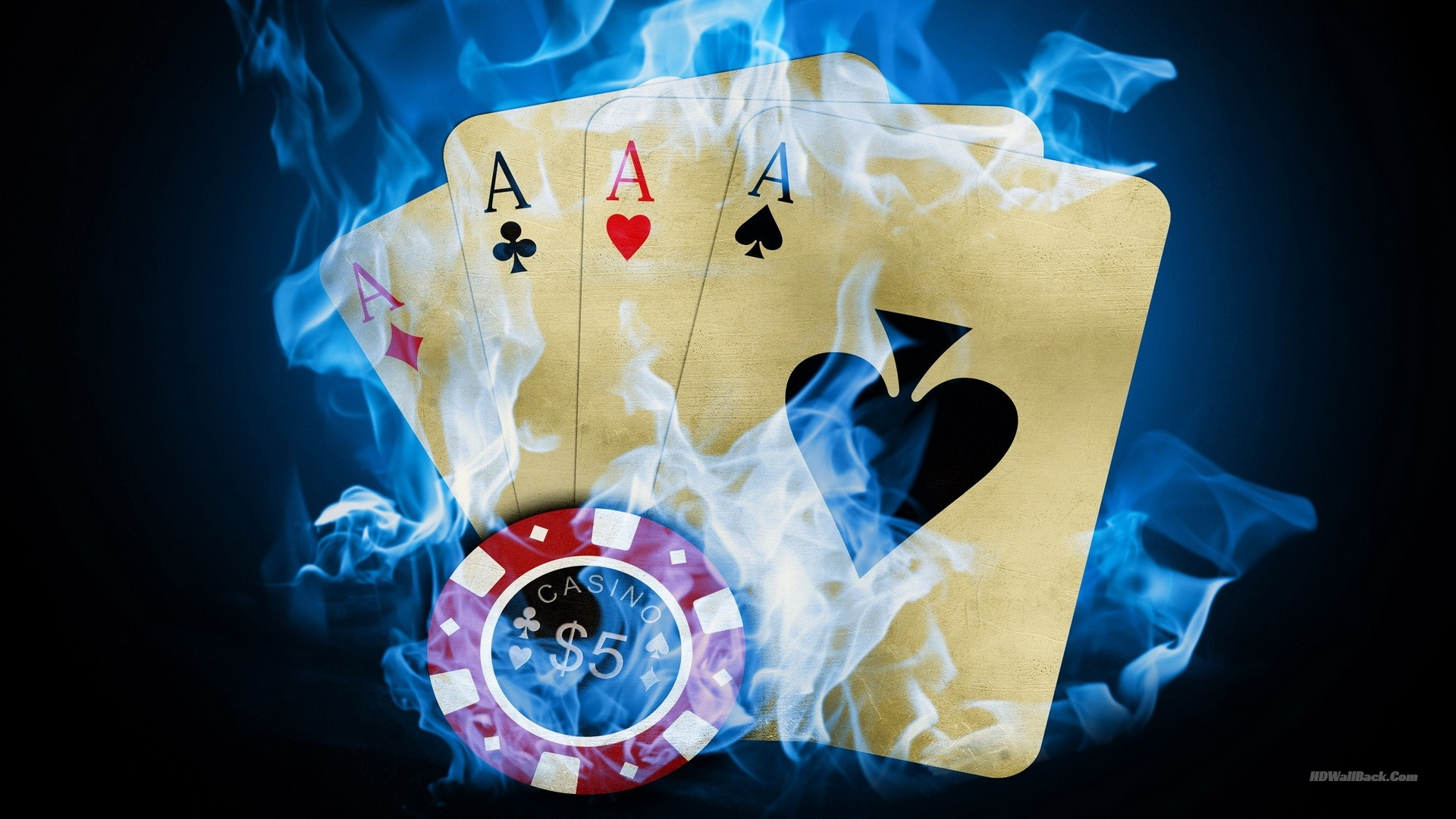 Wallpapers Playing With Fire: Playing Cards Wallpaper 1920x1080 (71+ Images