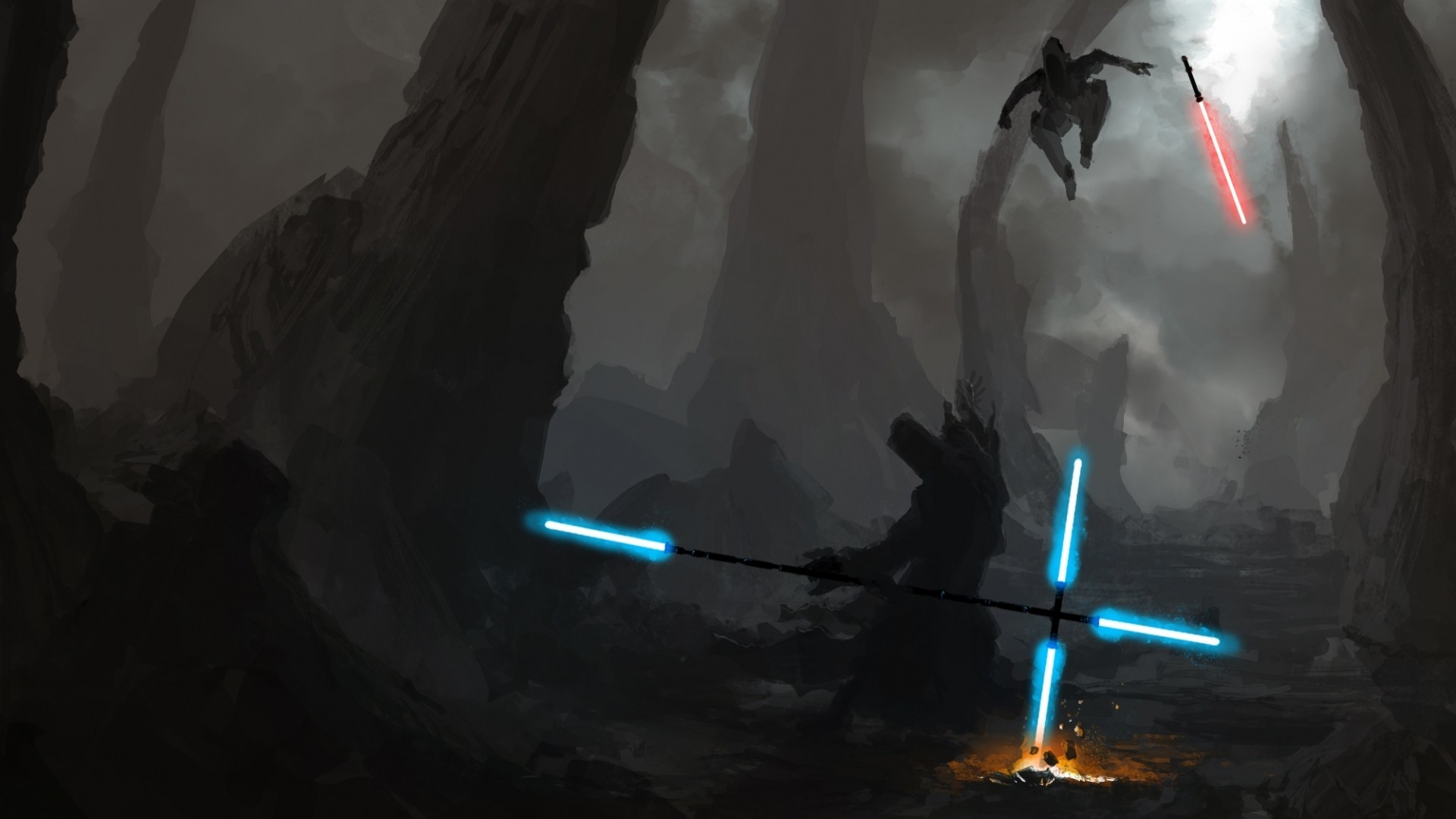 1920x1080 Star Wars, Jedi, Sith, Lightsaber Wallpapers HD / Desktop and Mobile  Backgrounds