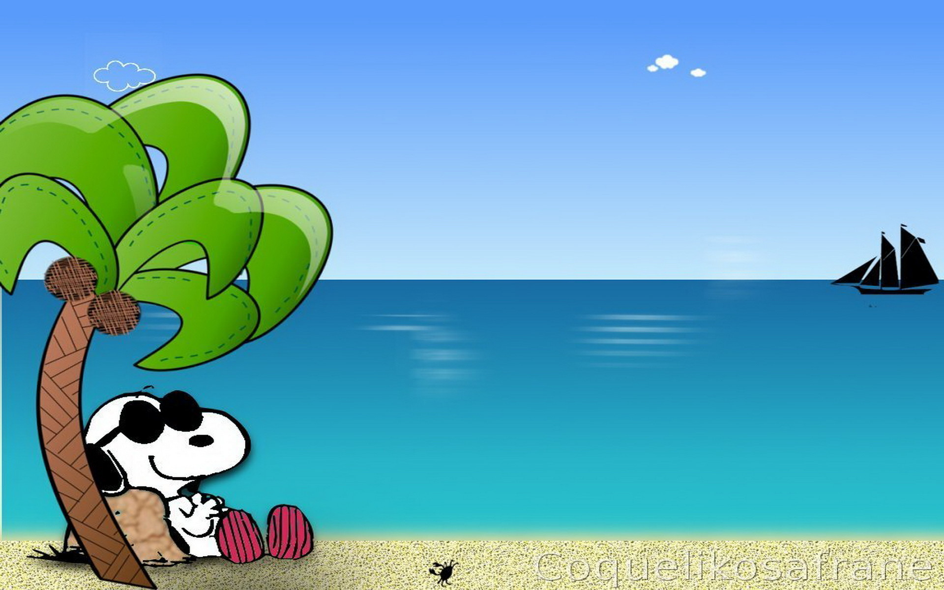 Snoopy   DS Wallpapers