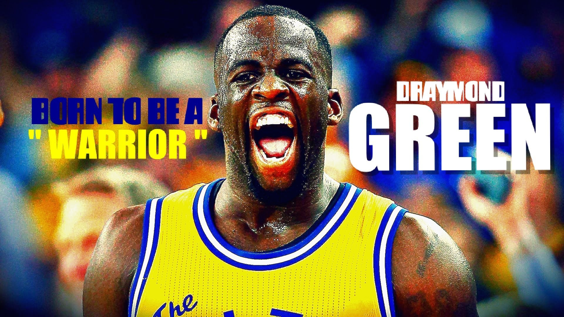 1920x1080 Draymond Green - Born To Be A Warrior á´´á´° | 2015-2016 Highlights - YouTube
