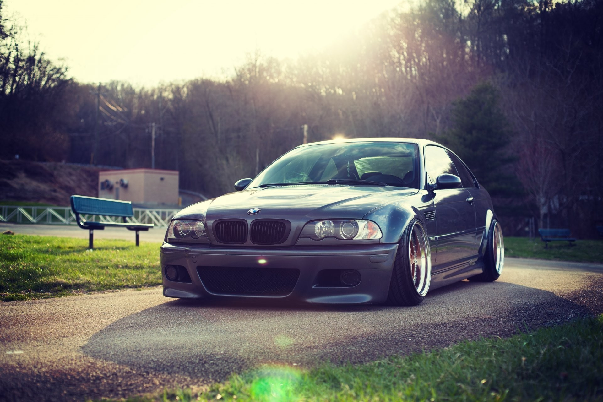 1920x1280 Bmw E46 M3 3 Serie Haltung HD Wallpaper Tapeten