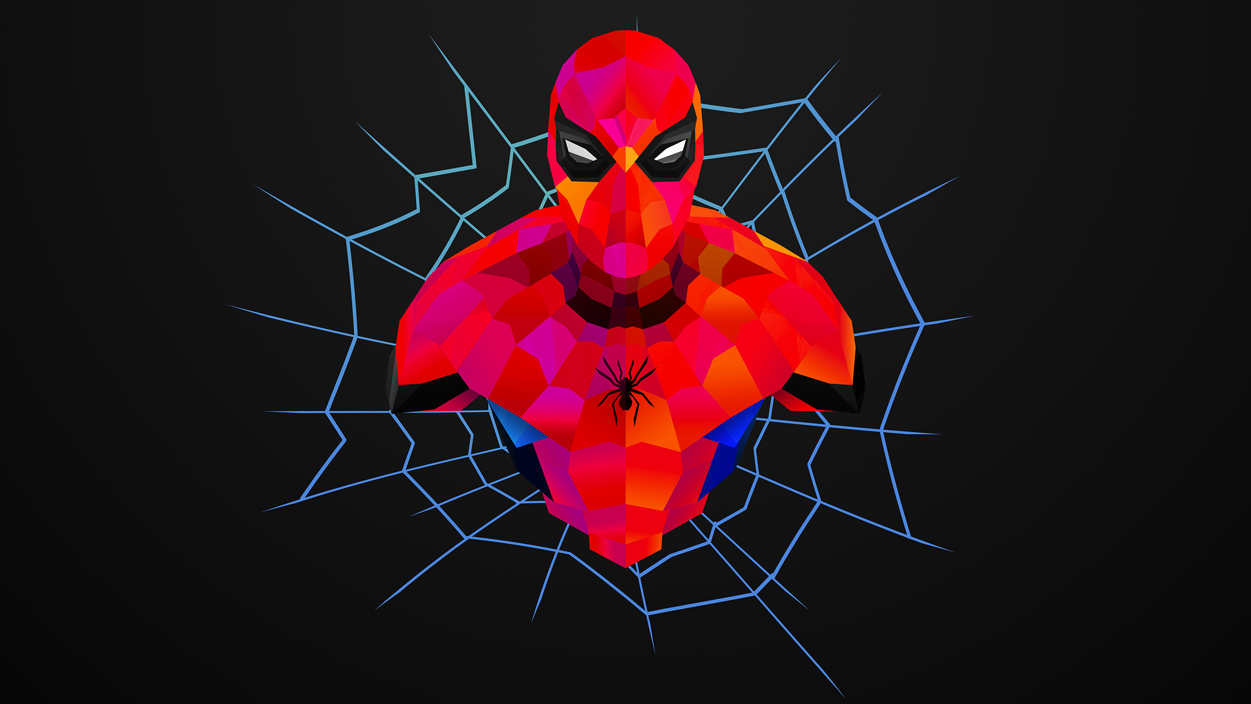 Spider Man Shattered Dimensions 4k Hd Desktop Wallpaper