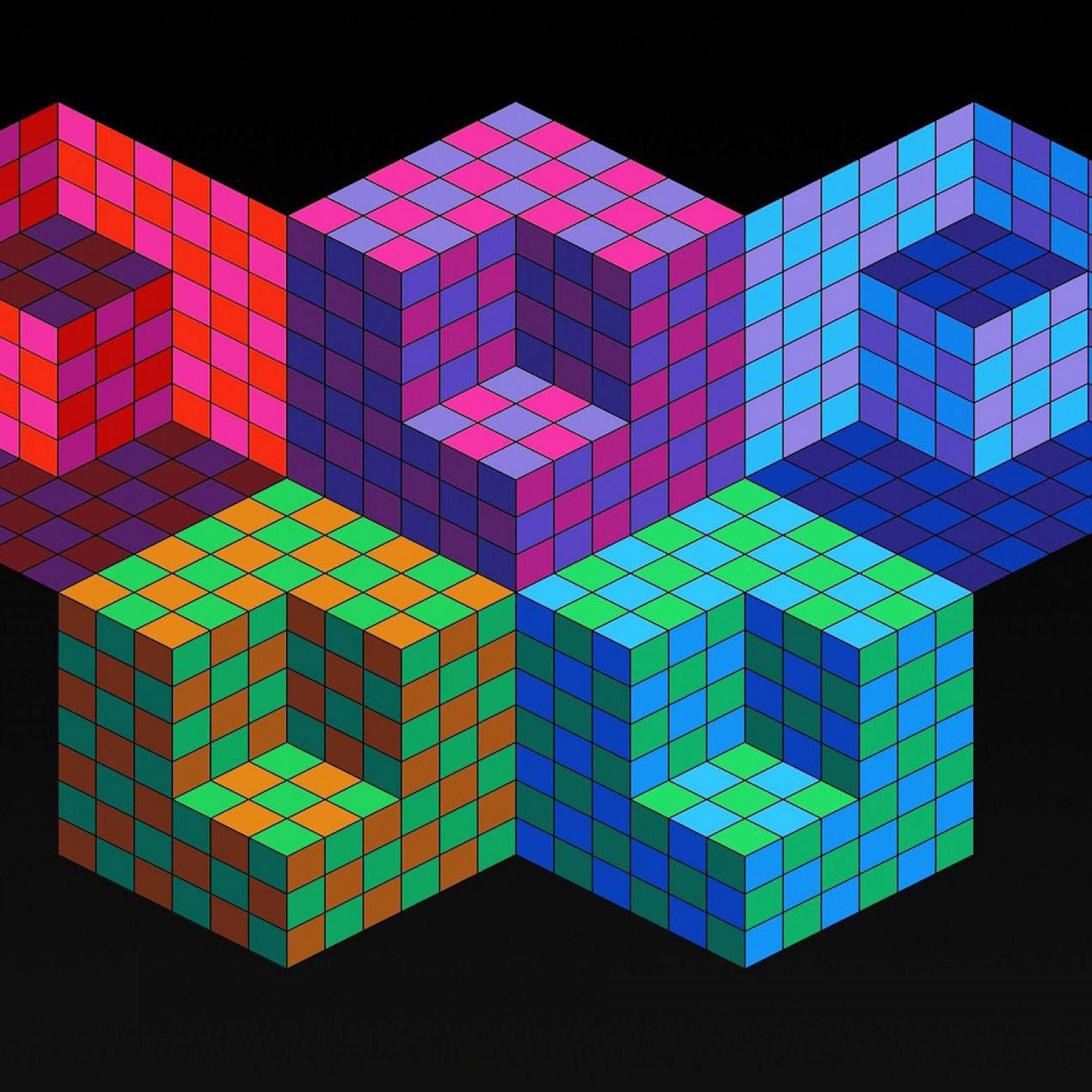 HD Geometric Wallpaper (82+ Images