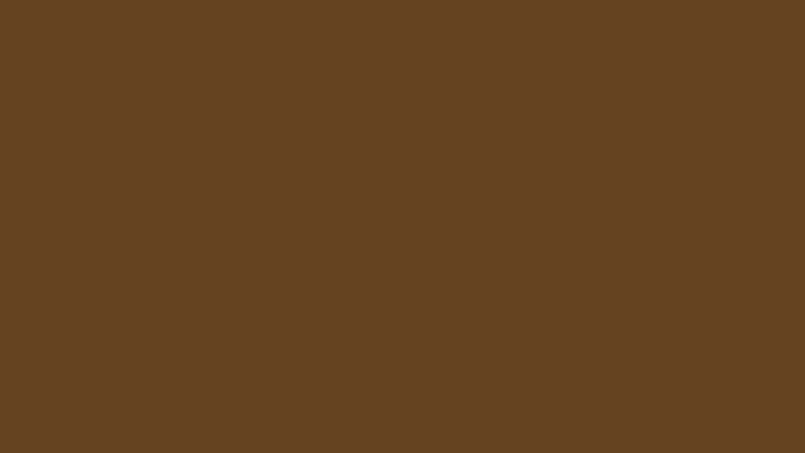 2560x1440 Solid Brown Wallpaper