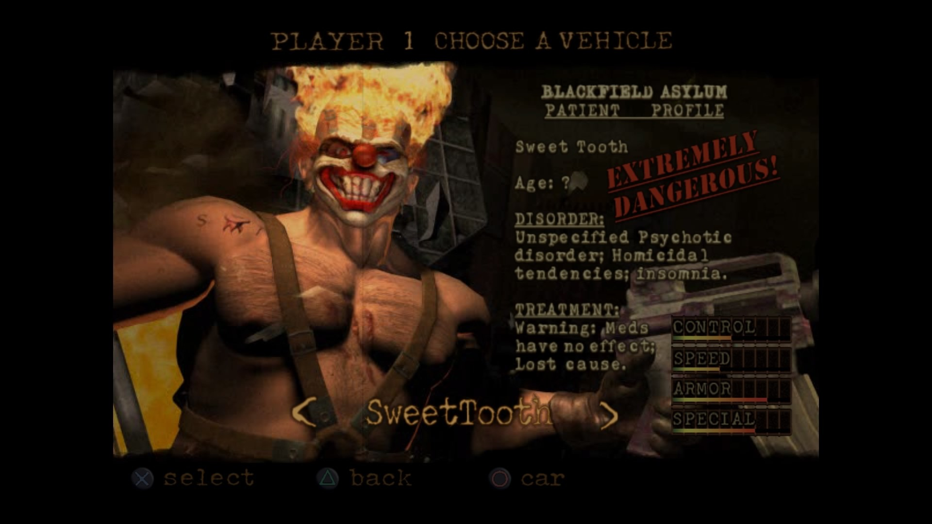 1920x1080 Nice wallpapers Twisted Metal px