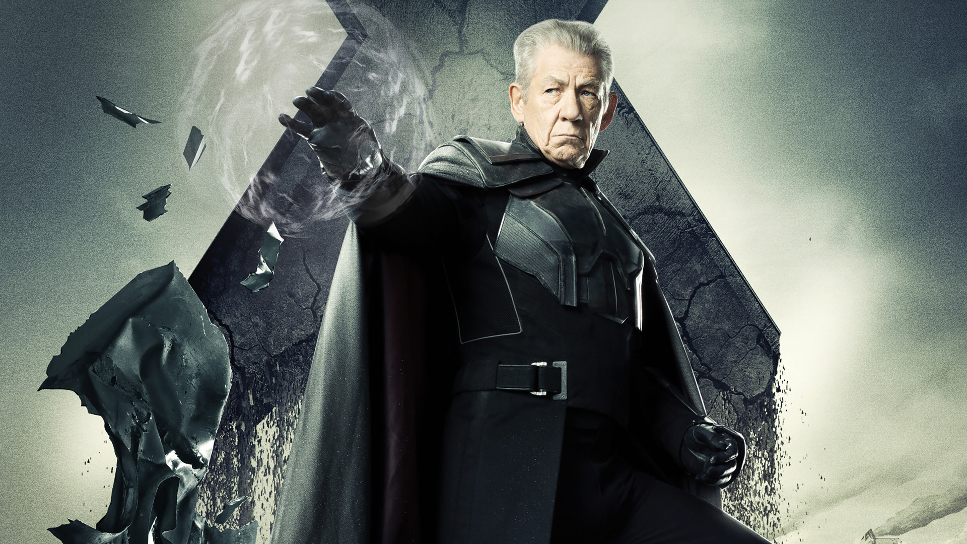 1920x1080 ian mckellen as magneto / erik lehnsherr in x men days of future past