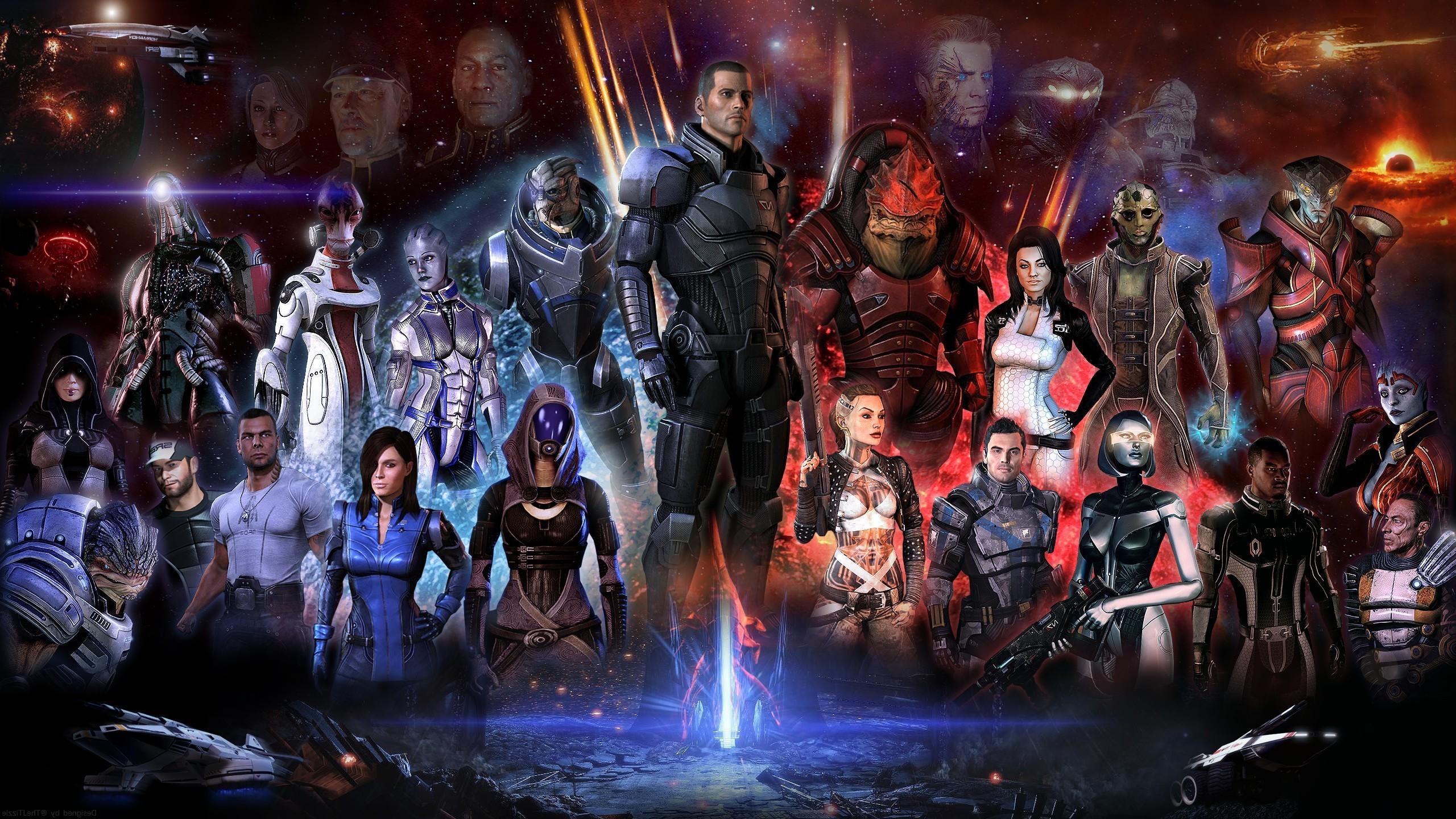 Mass Effect 2 Wallpaper 79 Images