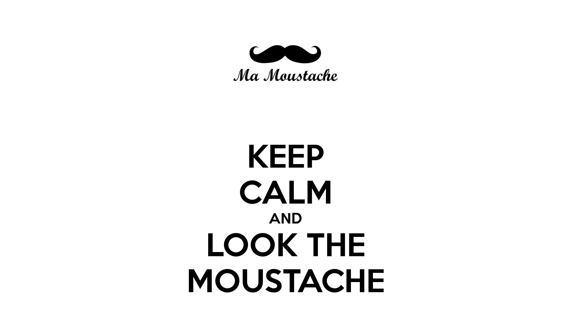 1920x1080 Free-Download-Mustache-Backgrounds | wallpaper.wiki