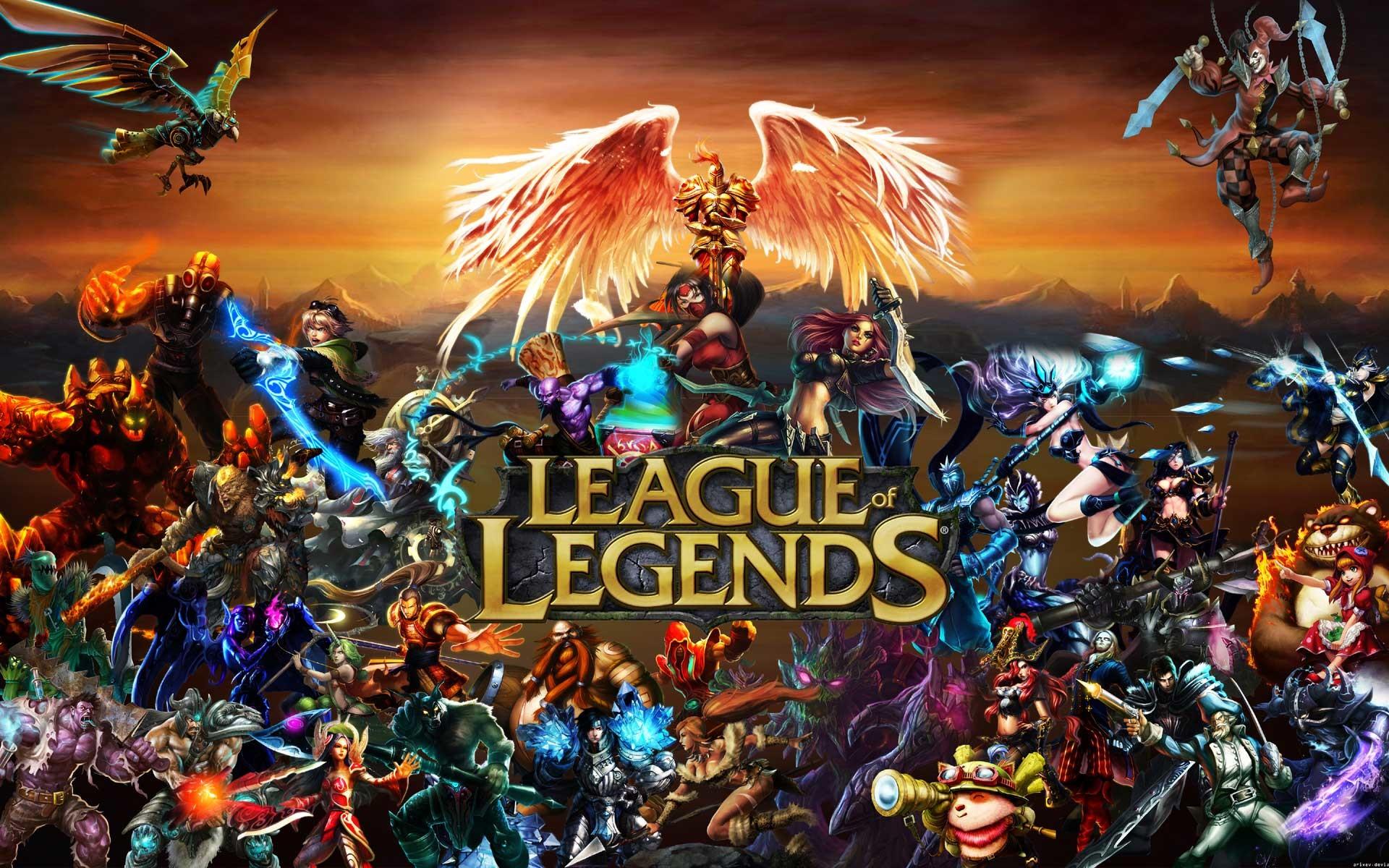 League Of Legends Chibi Wallpaper 82 Images