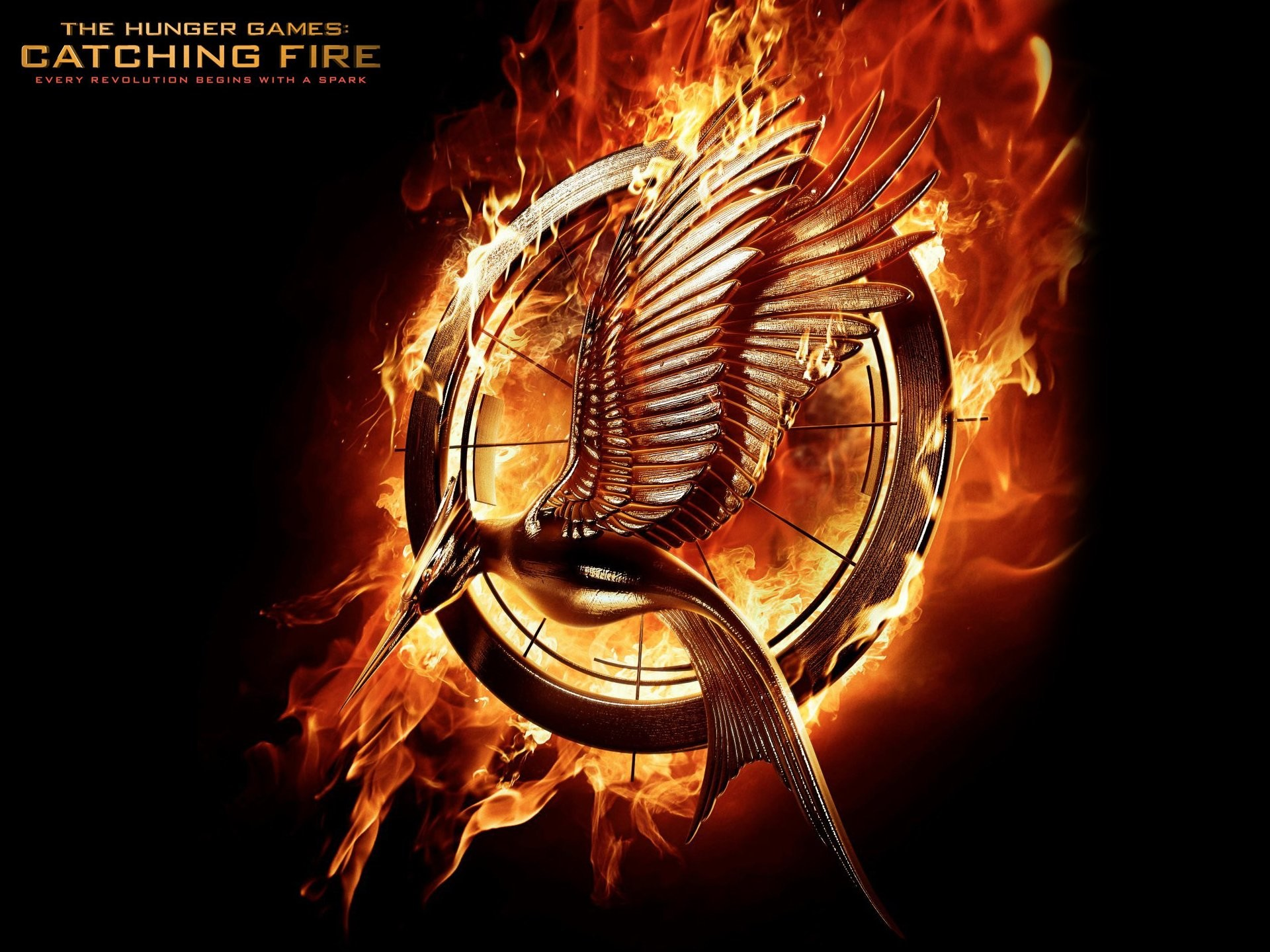1920x1440 Movie - The Hunger Games: Catching Fire The Hunger Games Wallpaper