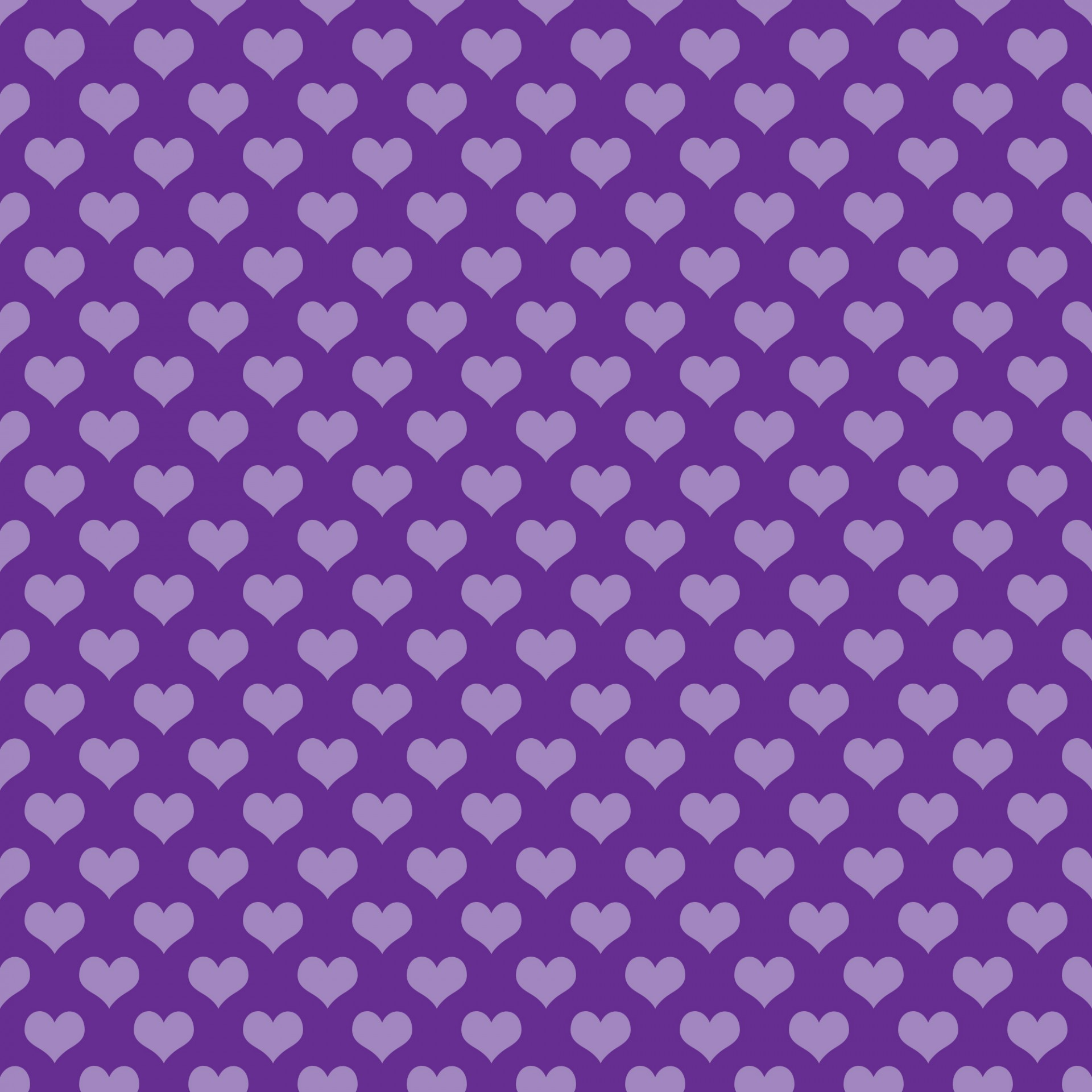 1920x1920 Hearts Background Wallpaper
