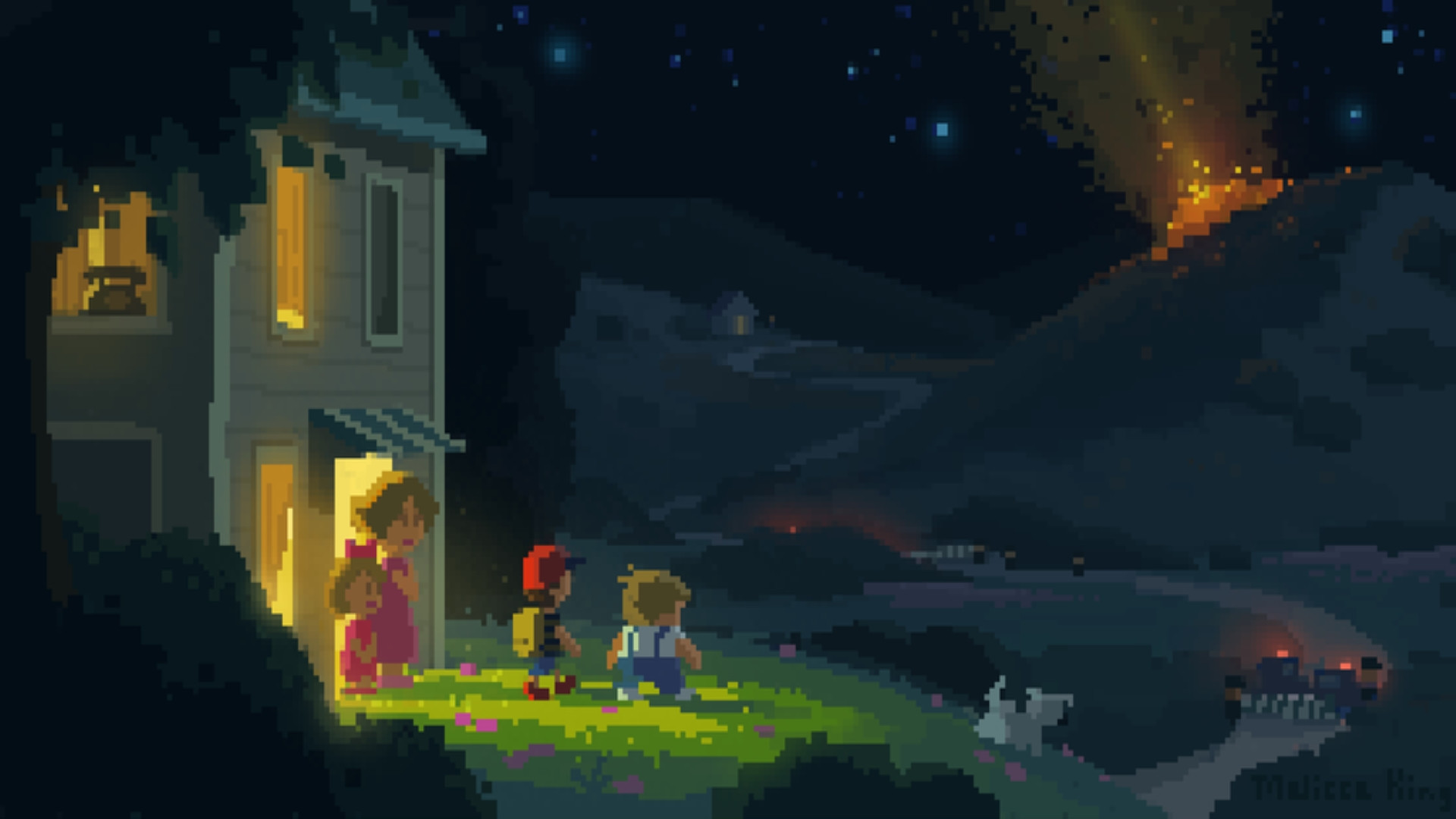1920x1080 earthbound wallpaper  browsing - photo #2