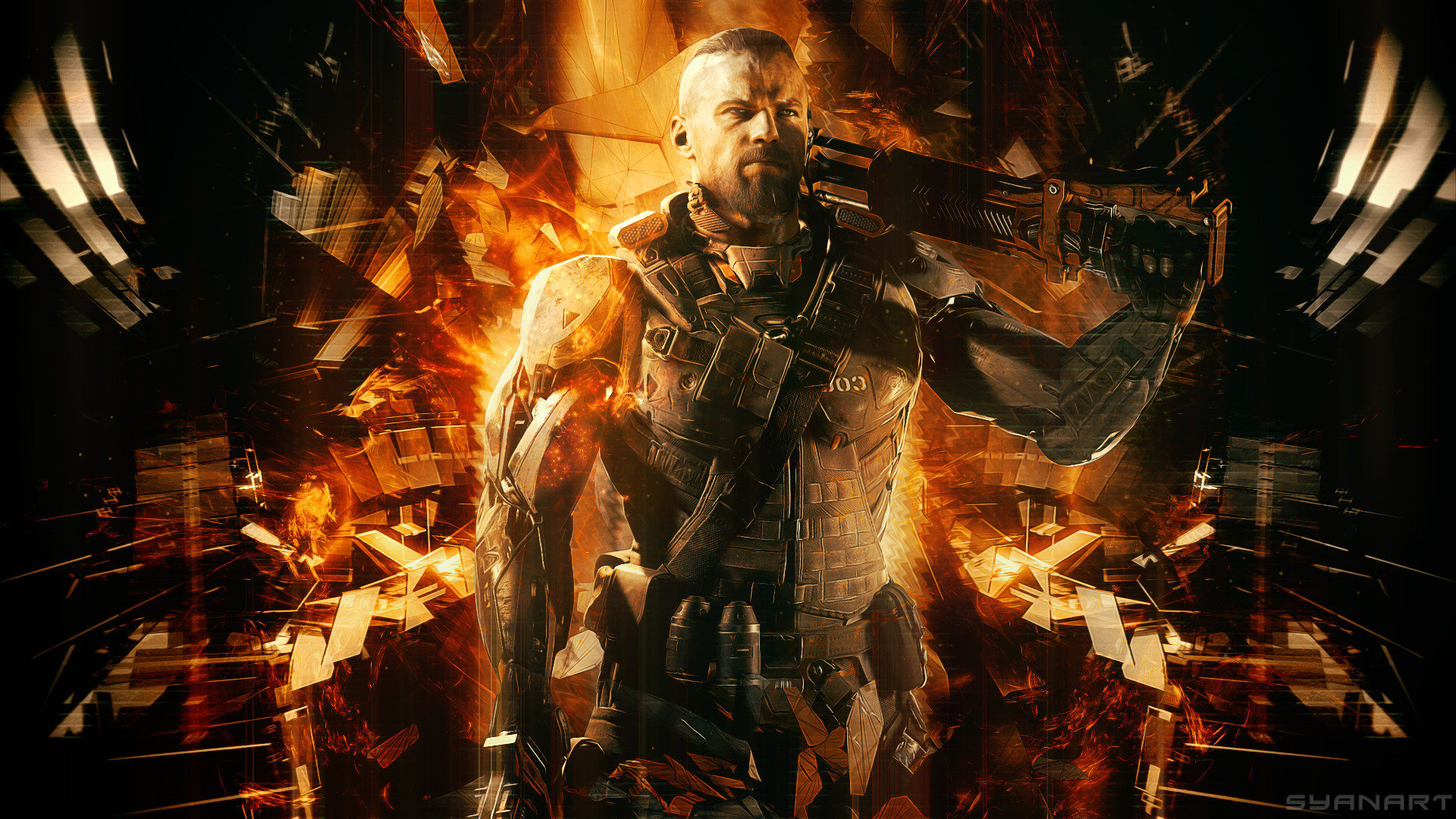 Call Of Duty Black Ops 3 Hd Wallpapers: Call Of Duty 3 Wallpapers (84+ Images