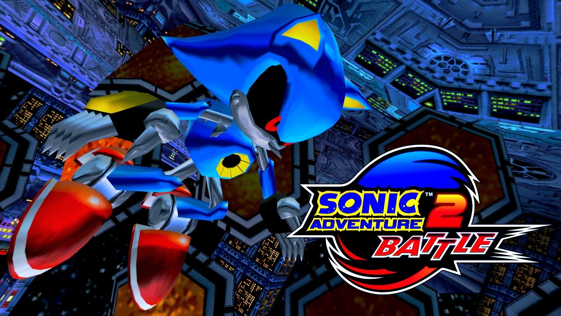 1920x1080 Sonic Adventure 2: Battle - Final Chase - Metal Sonic [REAL Full HD,  Widescreen] - YouTube