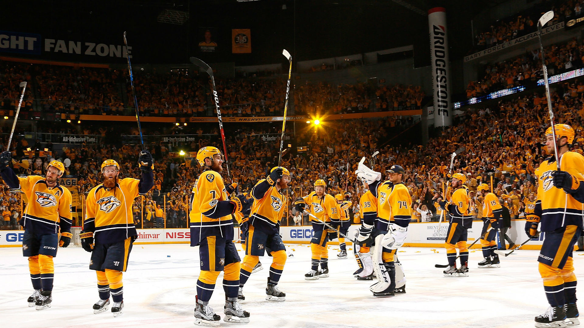 1920x1080 <b>Nashville Predators</b> iPhone <b>Wallpaper</