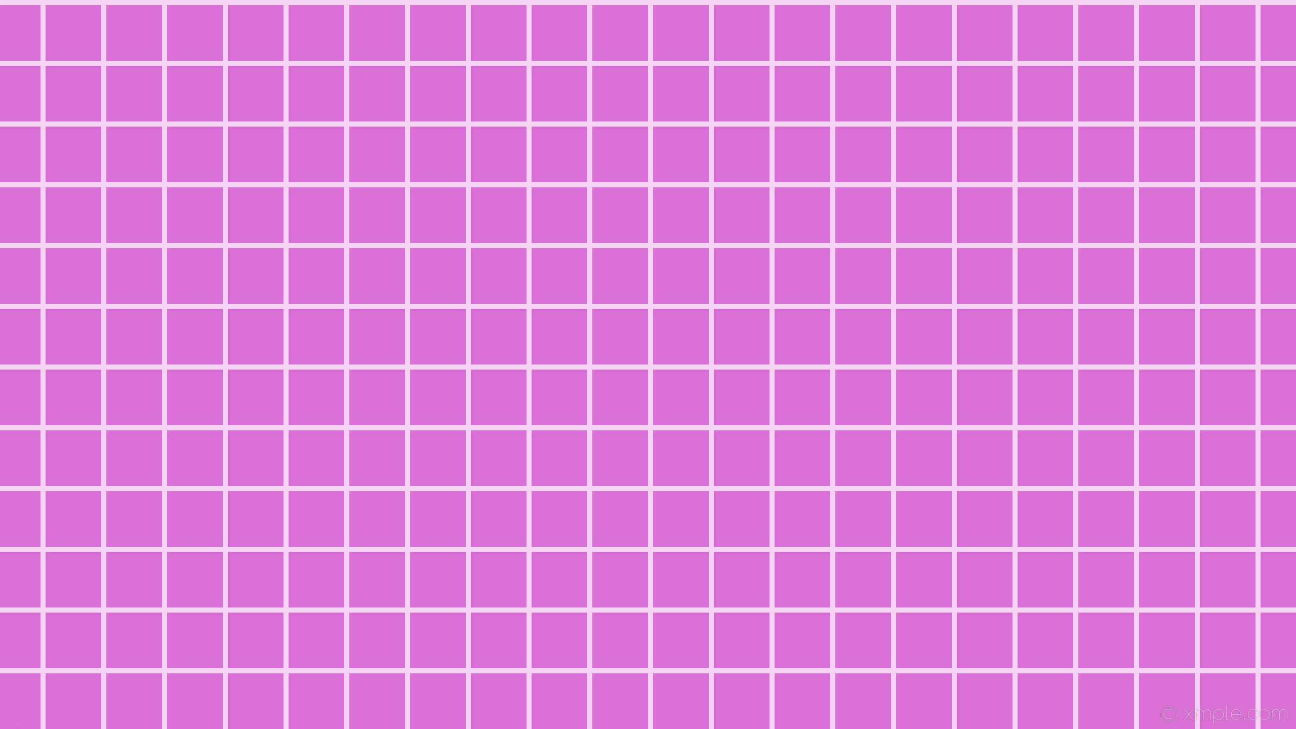 2560x1440 wallpaper graph paper purple grid white orchid #da70d6 #ffffff 0° 10px 120px