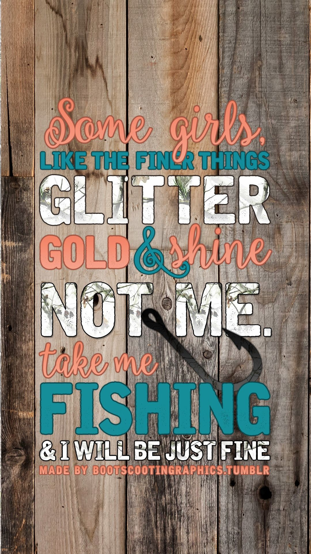1080x1920 Boot Scootin' Graphics #countrygirl #wallpaper #fishing