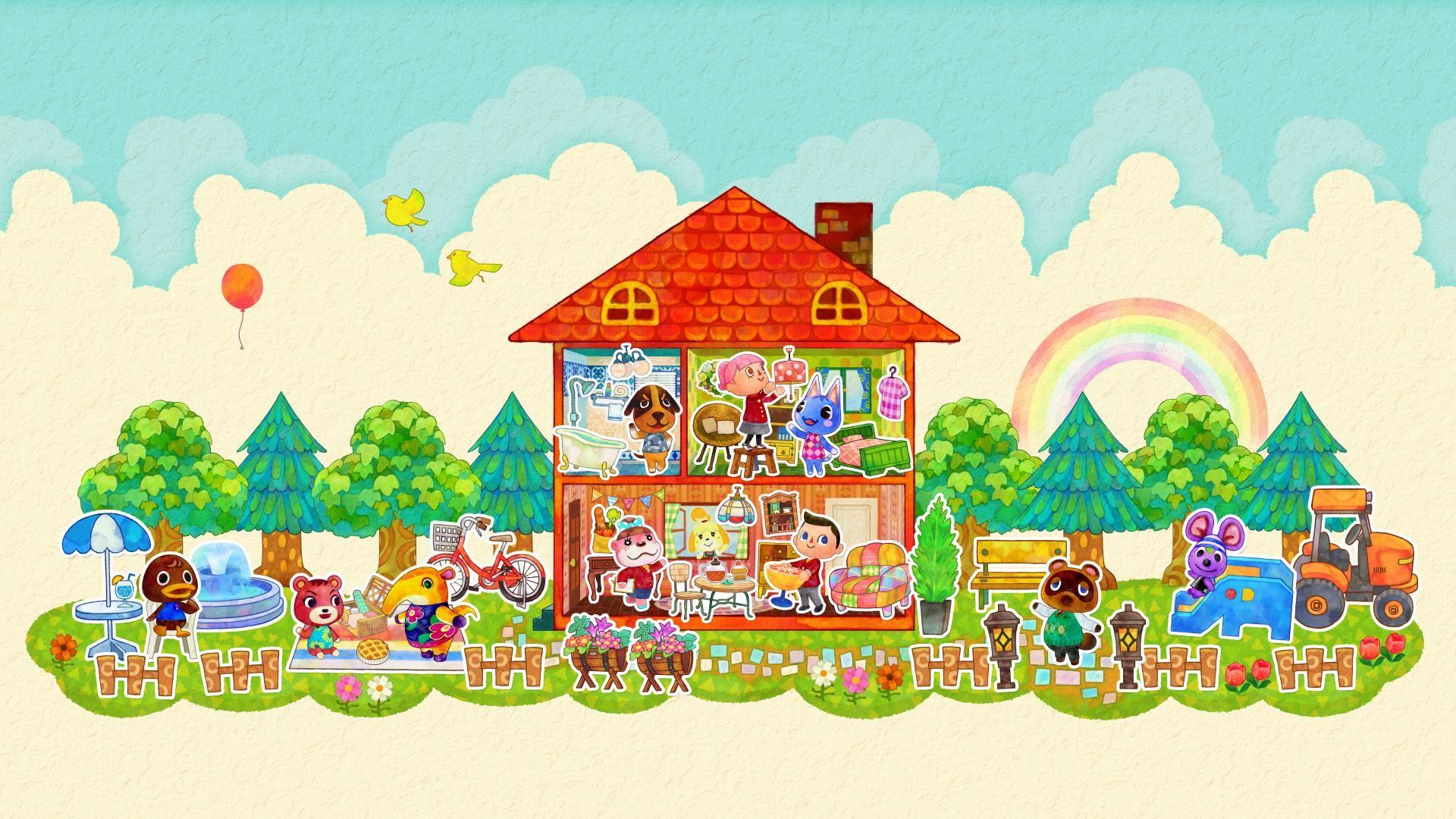 Animal Crossing Hd Wallpaper 82 Images