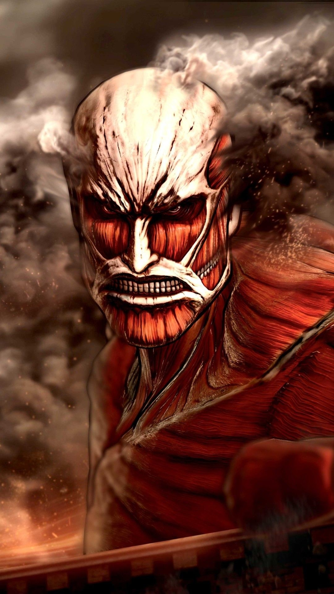 Attack on Titan iOS Wallpaper (76+ images)