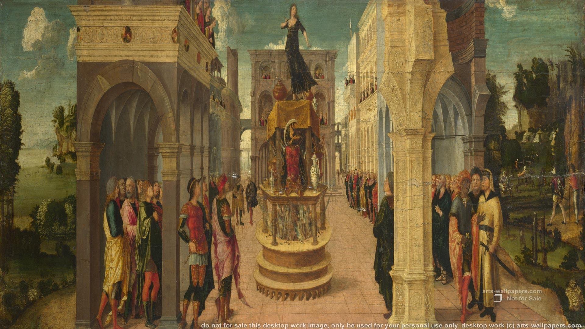 Renaissance Art Wallpaper 55 Images